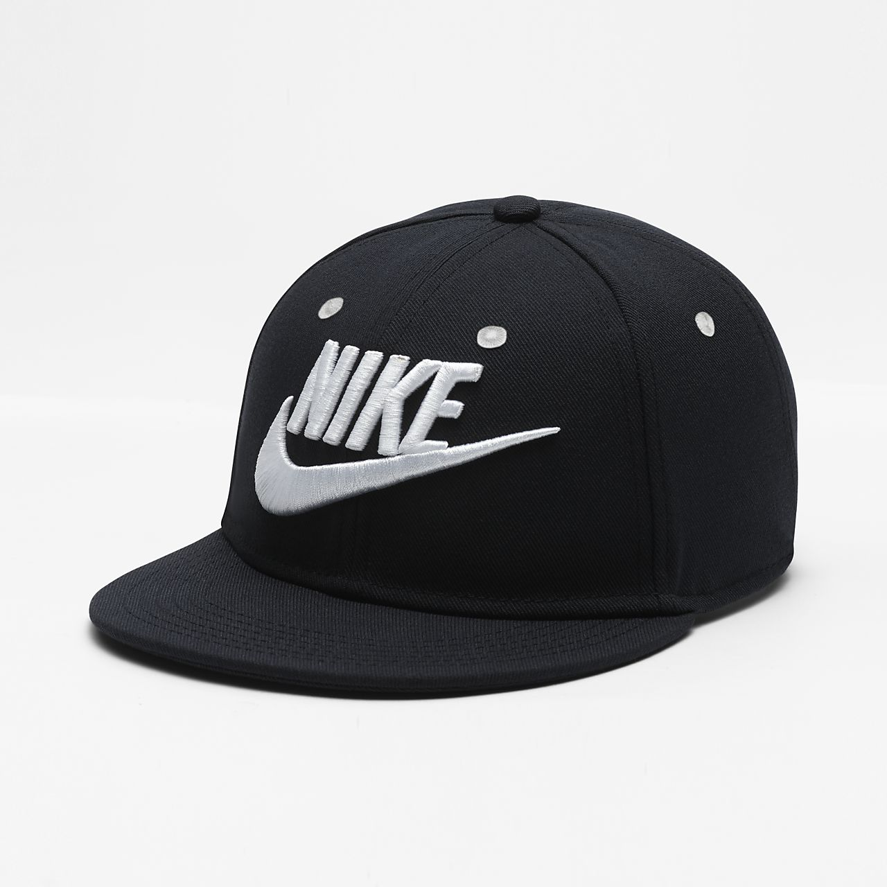 Shop Black Nike Air True Embroidered Cap for Men | NISNASS