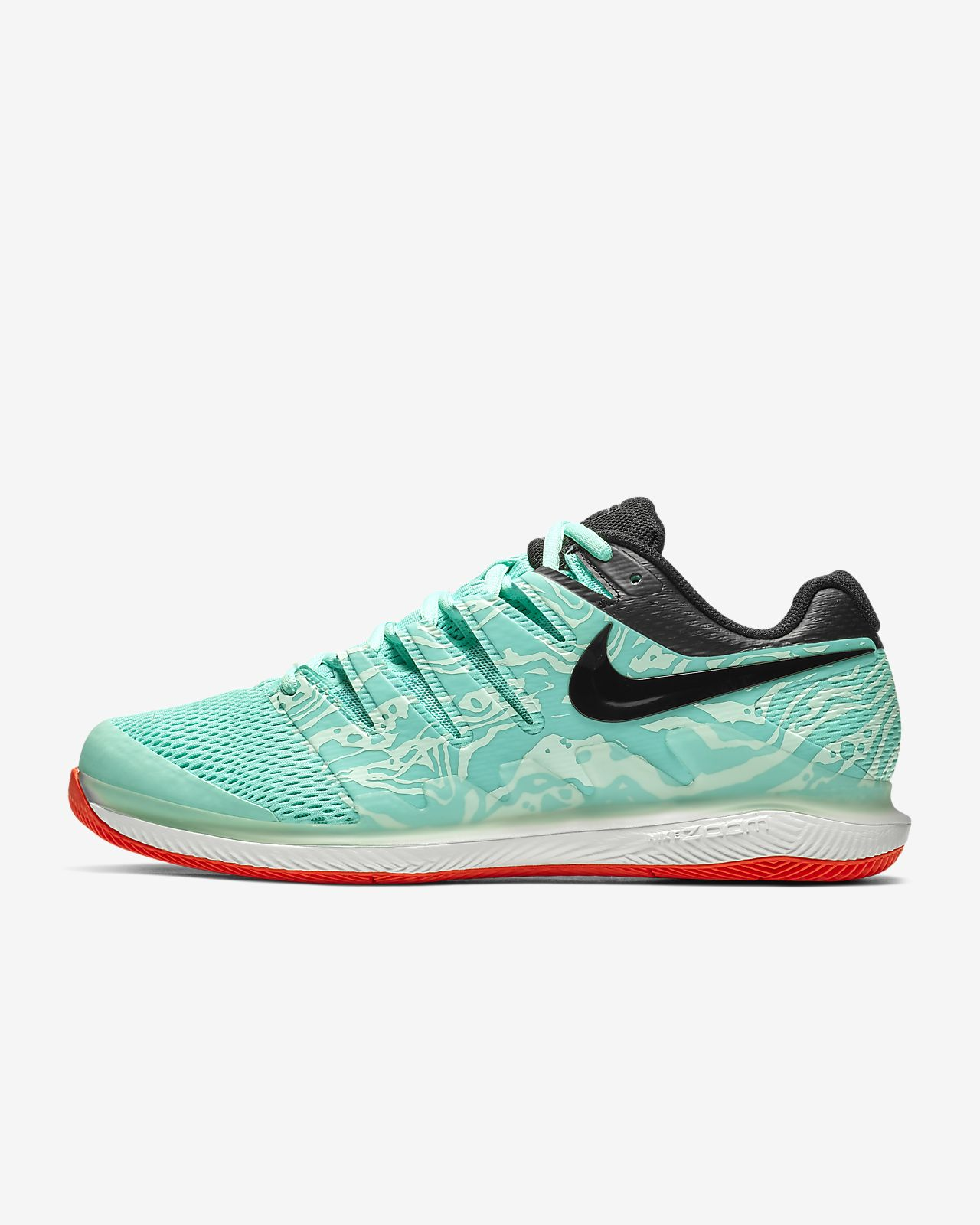 f6b0a95a79ab1 NikeCourt Air Zoom Vapor X Men's Hard Court Tennis Shoe