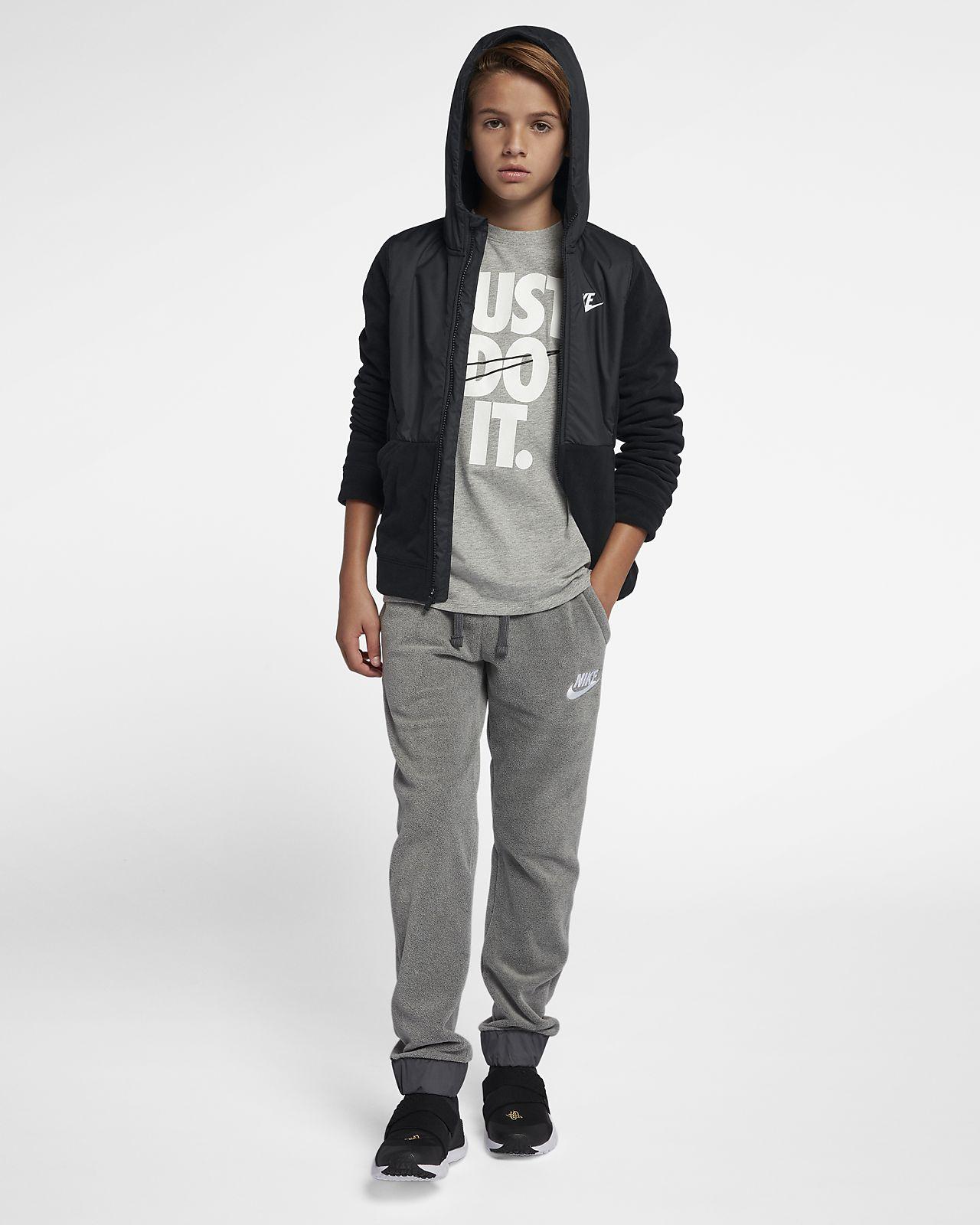 Garçon Nike Plus Sweat Capuche Zippé Pour Entièrement À Sportswear qw07Ifw