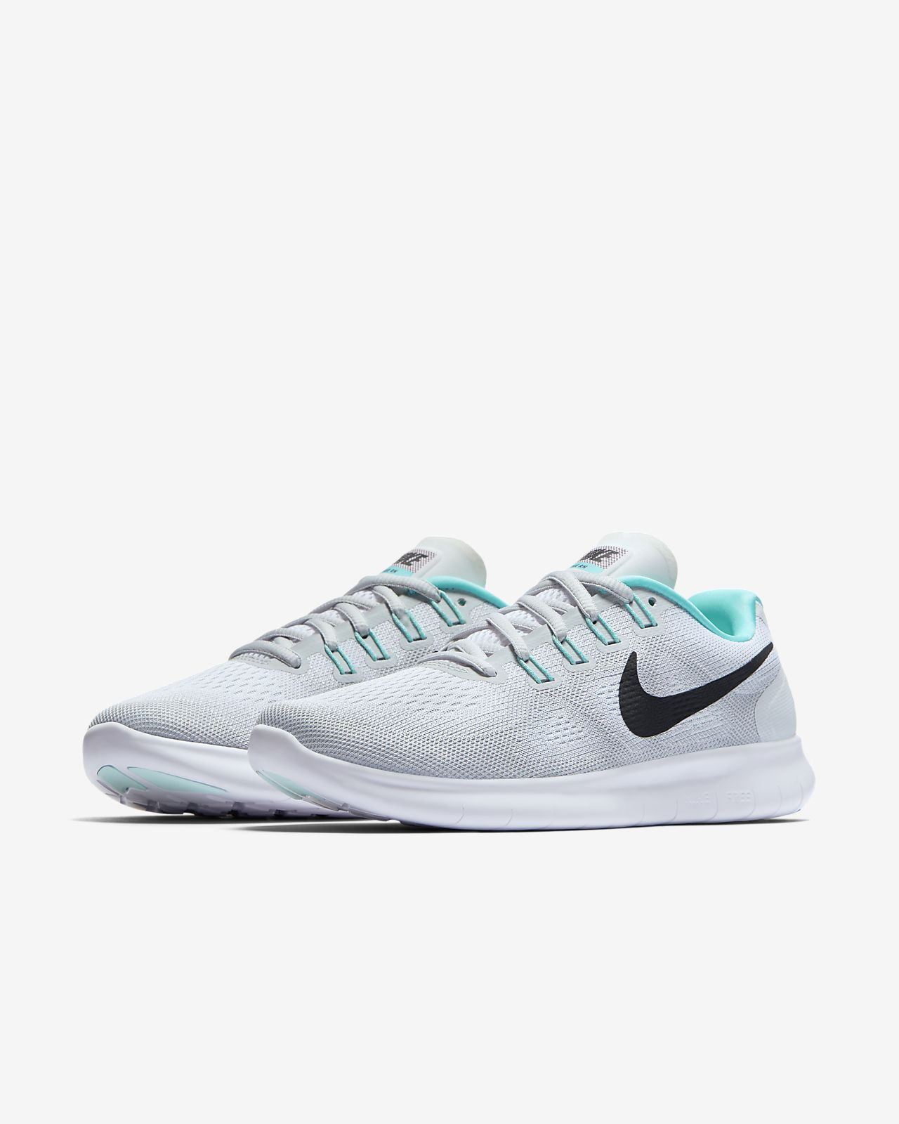 nike free rn 2017 white womens nz
