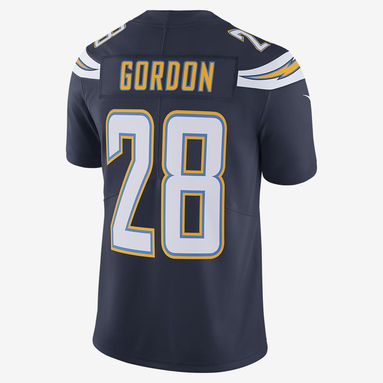 gordon jersey