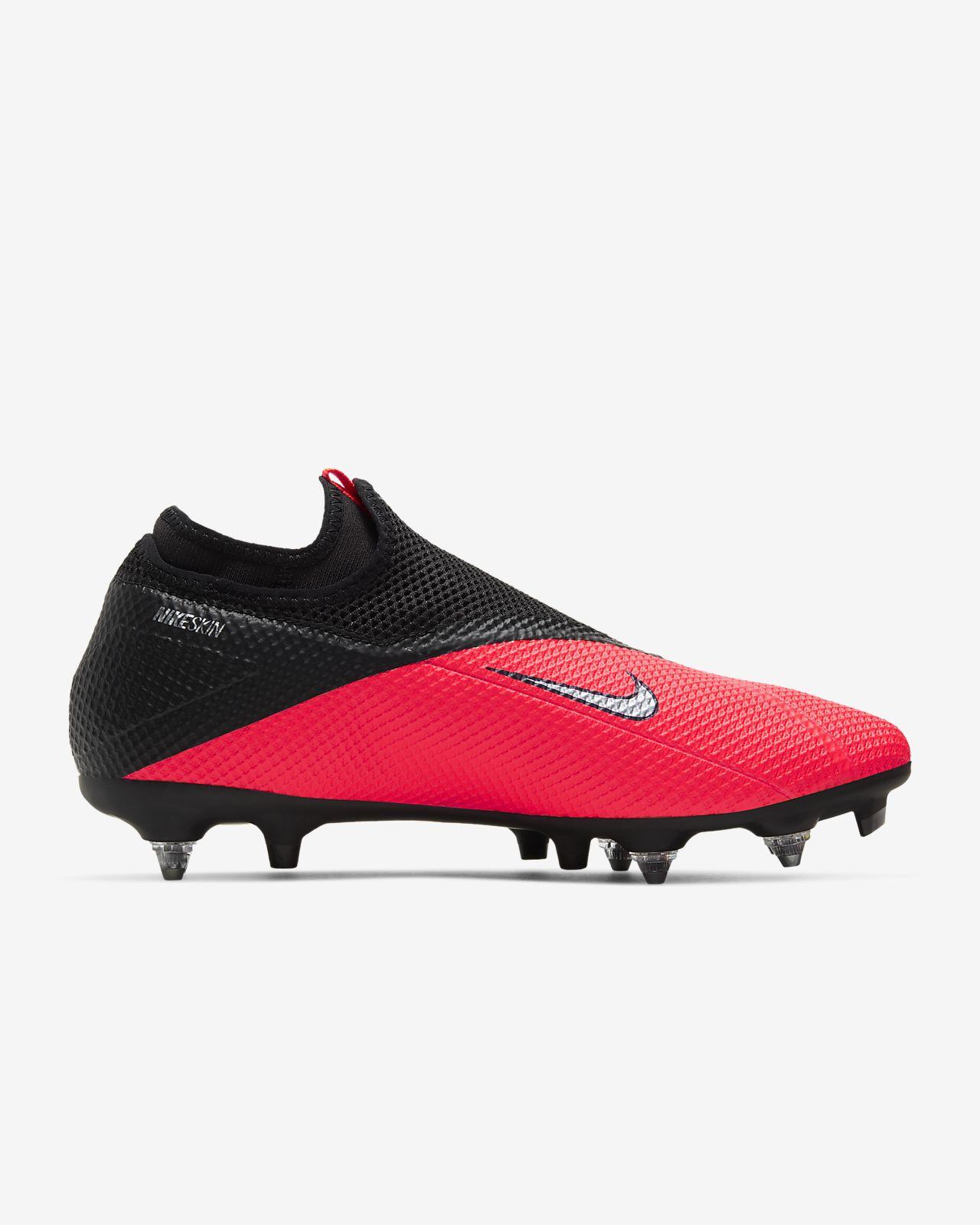 Scarpa da calcio per terreni morbidi Nike Phantom Vision 2 Academy Dynamic Fit SG PRO Anti Clog Traction