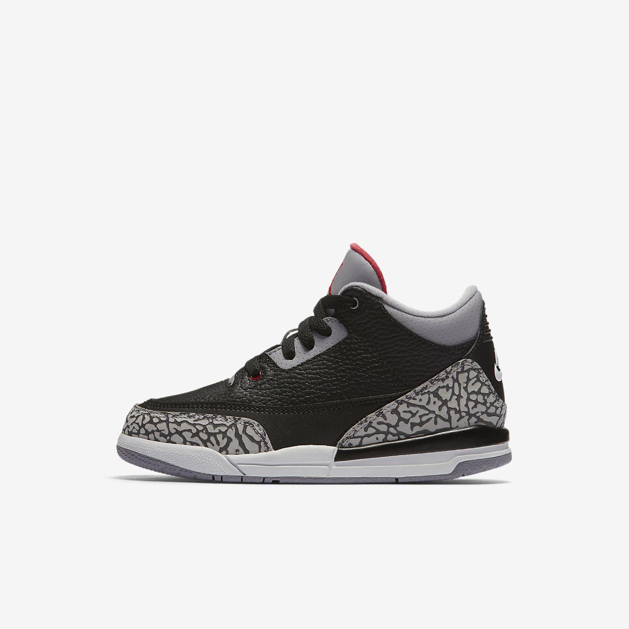 6c35d24796b9c8 ... td shoes black e216b d88b8 france air jordan retro 3 little kids shoe  fd728 9b2a3 ...