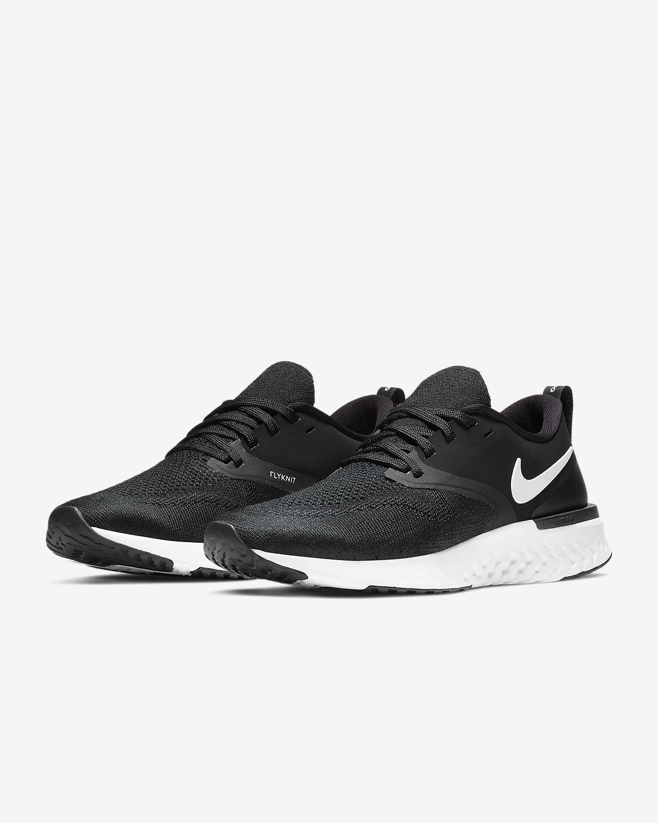 Nike Odyssey React Flyknit 2 Road Running Shoes Men's