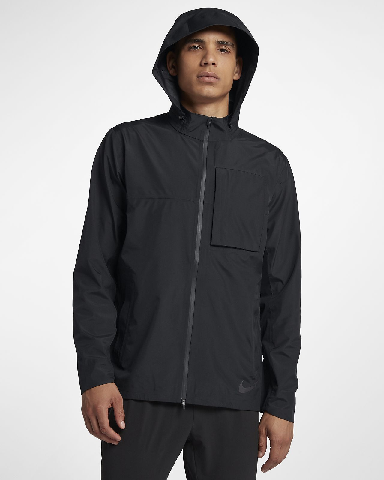 Nike AeroShield Erkek Koşu Ceketi