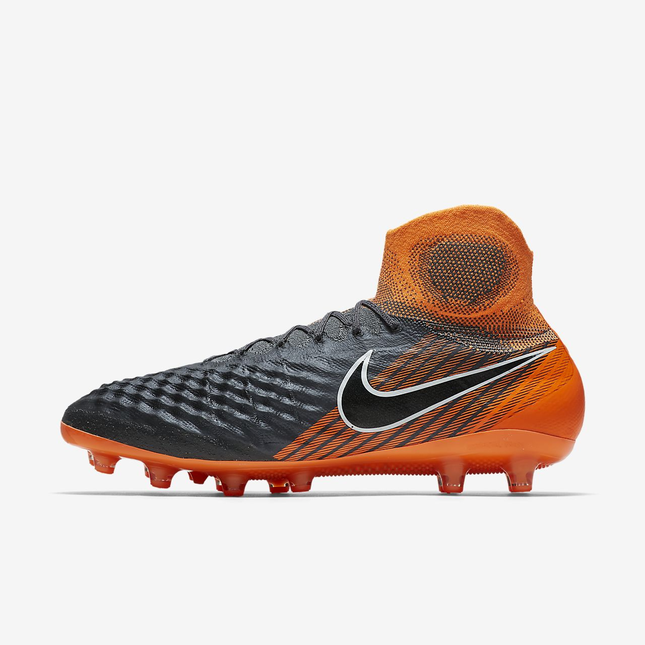 1803 Nike Magista Obra II Elite Dynamic Fit AG-PRO Men Soccer Cleats AH7401-080
