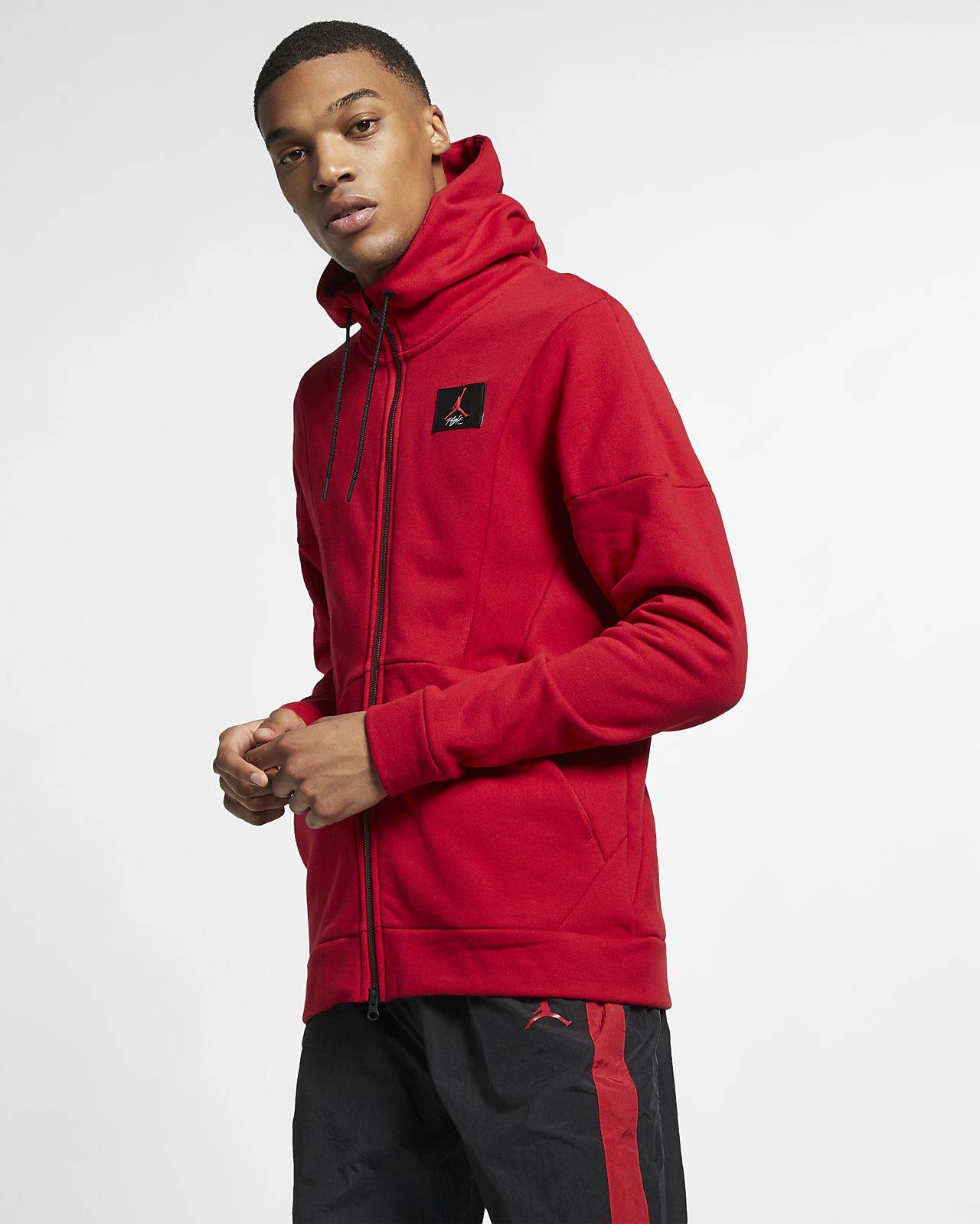 cd1a5882e1c59d Jordan Flight Loop Men s Full-Zip Hoodie. Nike.com