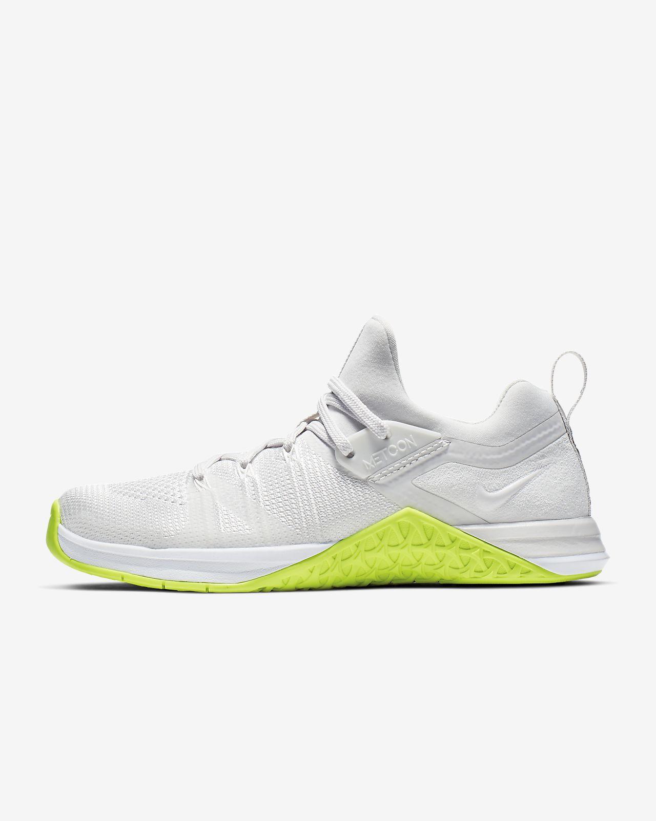 código promocional 95e59 ac8c1 Nike Metcon Flyknit 3 Zapatillas de cross training y levantamiento de pesas  - Mujer