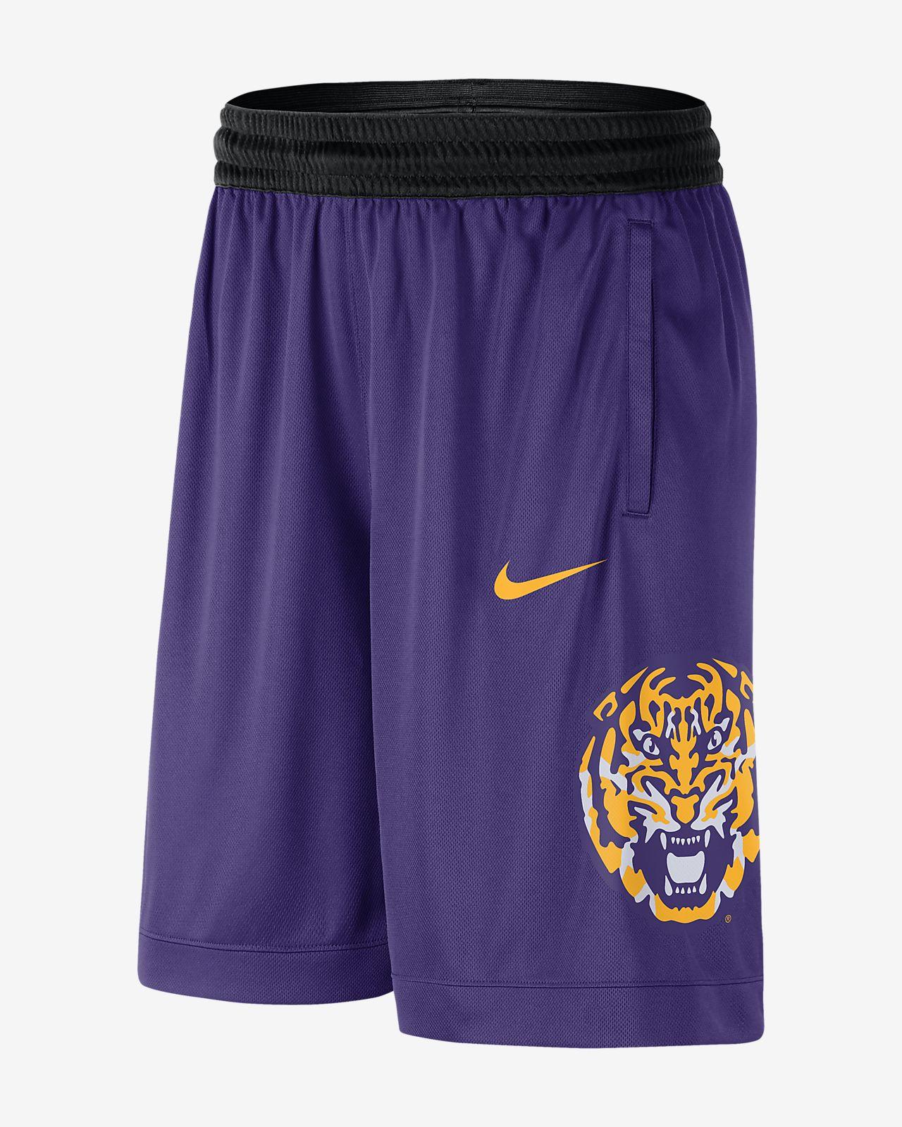 Nike College Dri-FIT (LSU) Men's Basketball Shorts
