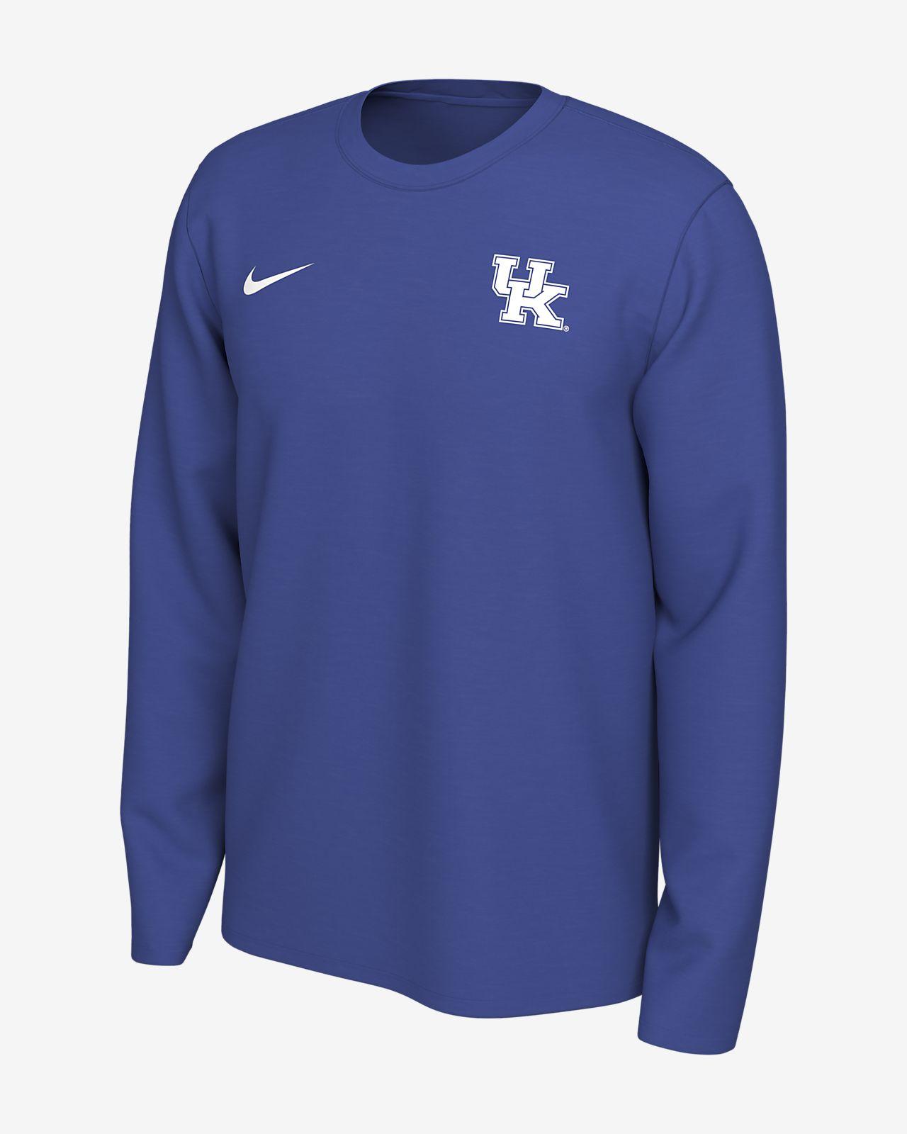 Nike Legend (Kentucky) Men's Long-Sleeve Logo T-Shirt