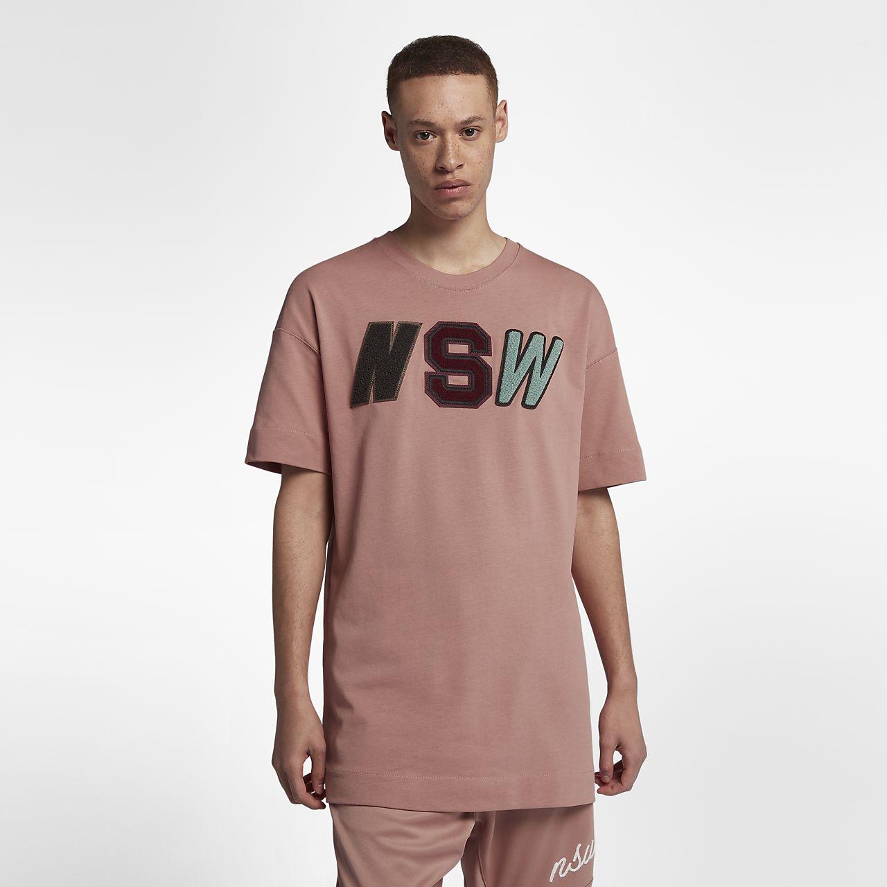 T-shirt Nike Sportswear NSW para homem