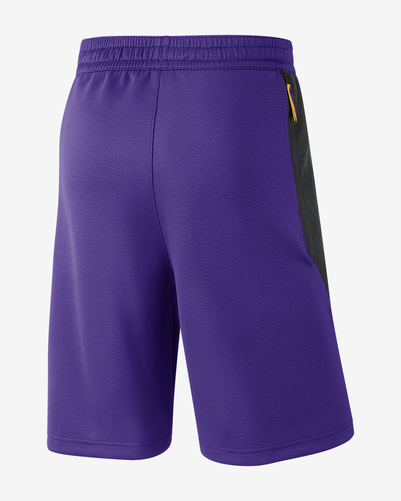 07f87db8d80e Los Angeles Lakers Nike Therma Flex Men s NBA Shorts. Nike.com