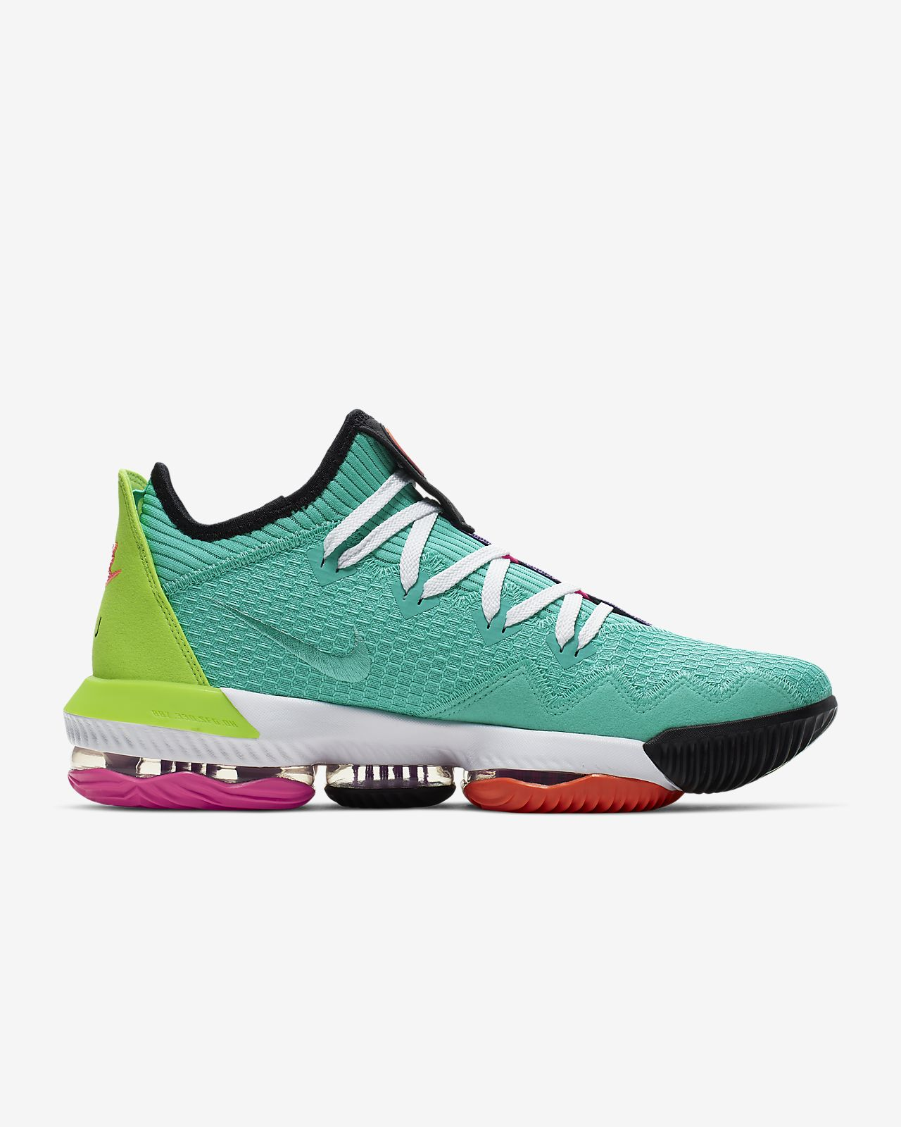 c1792fd9 LeBron 16 Low Basketball Shoe. Nike.com