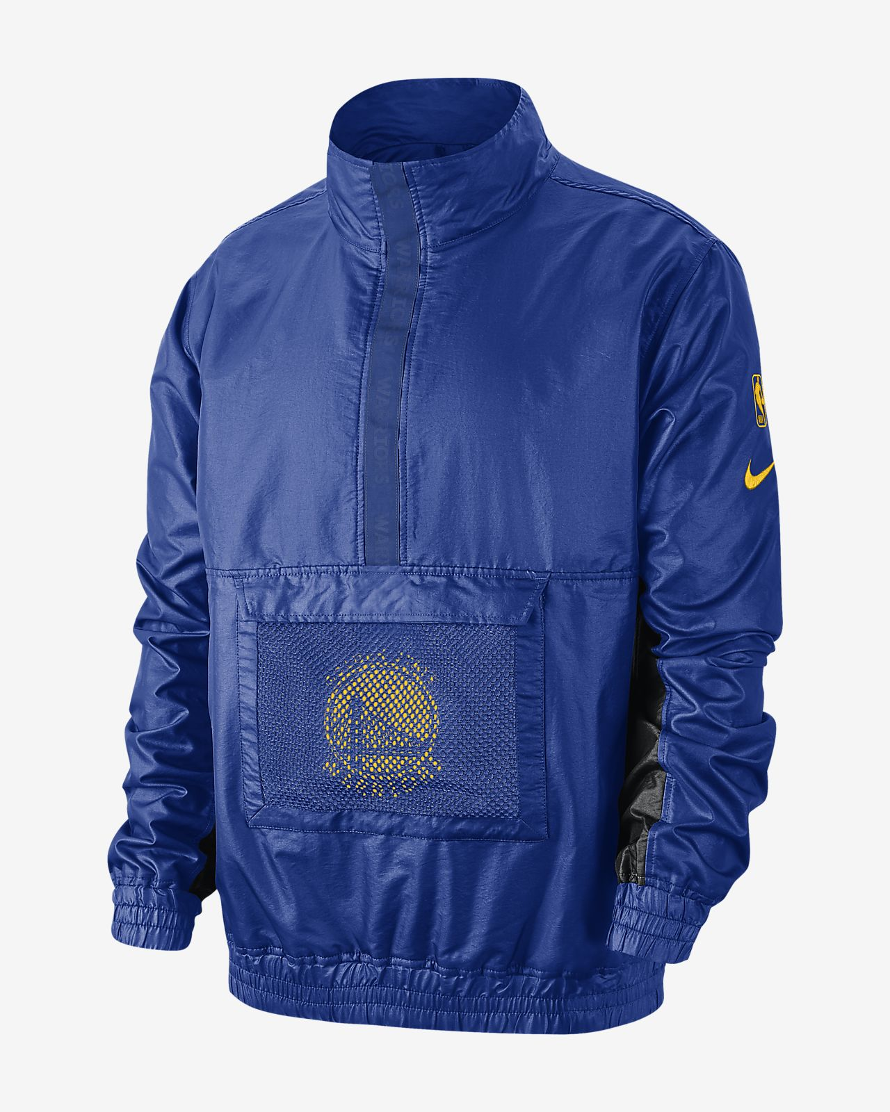 Golden State Warriors Nike könnyű férfi NBA-s kabát