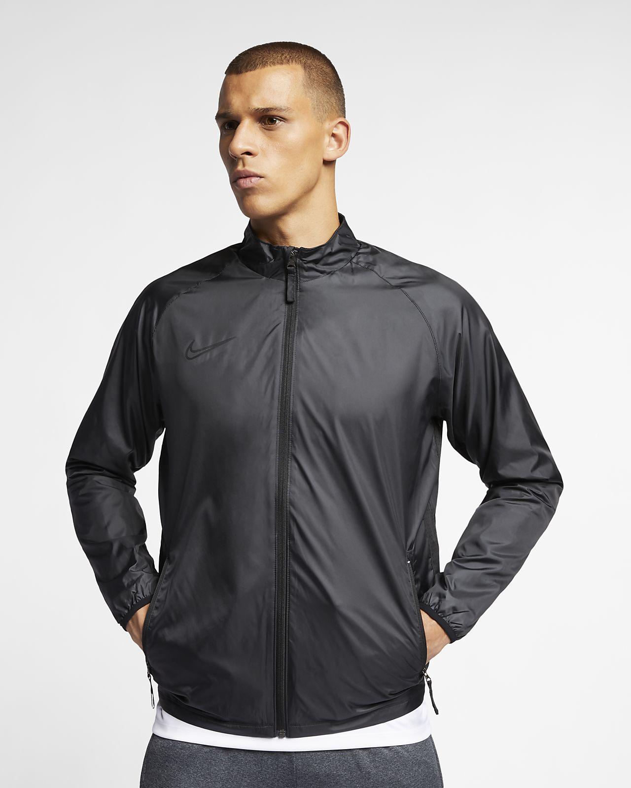 Nike Repel Academy-fodboldjakke til mænd