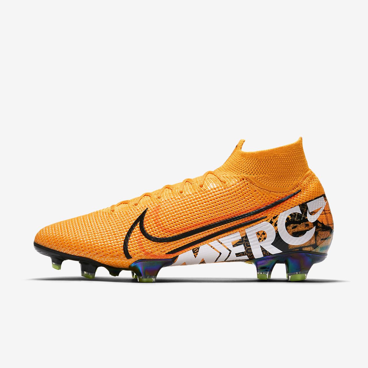 Mercurial À Crampons Football De Nike Terrain Chaussure Sec Pour UqMzVSp