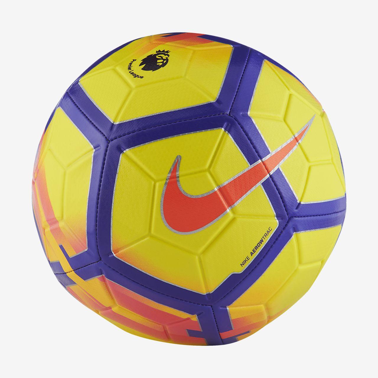 Ballon de football Nike Strike Premier League. Nike.com CA 6013994e241