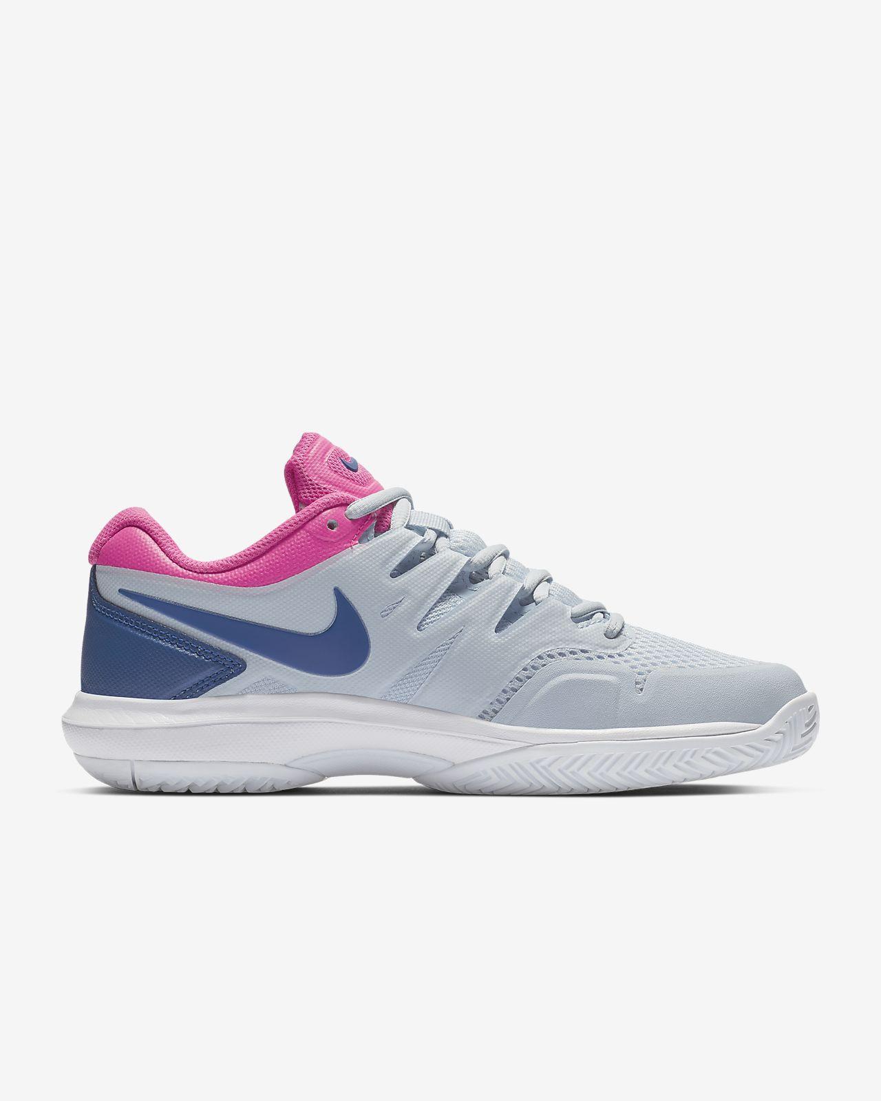54bb88b74f3c2 ... NikeCourt Air Zoom Prestige Zapatillas de tenis de pista rápida - Mujer