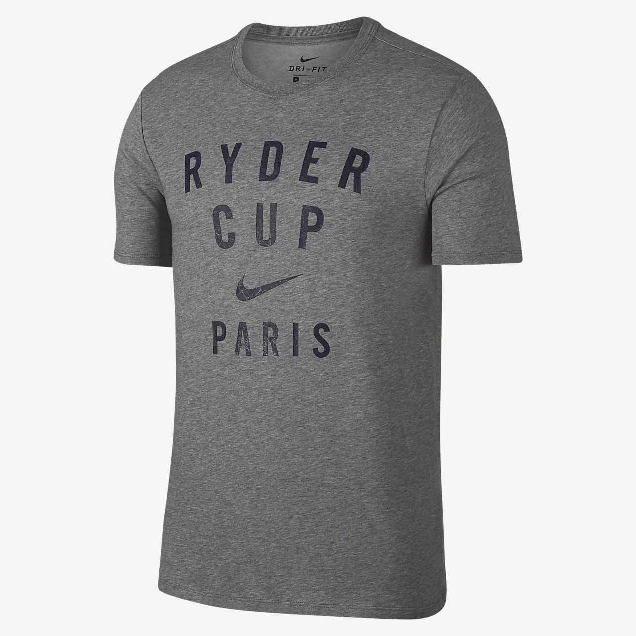 Nike Dri-FIT Ryder Cup Golfshirt met graphic