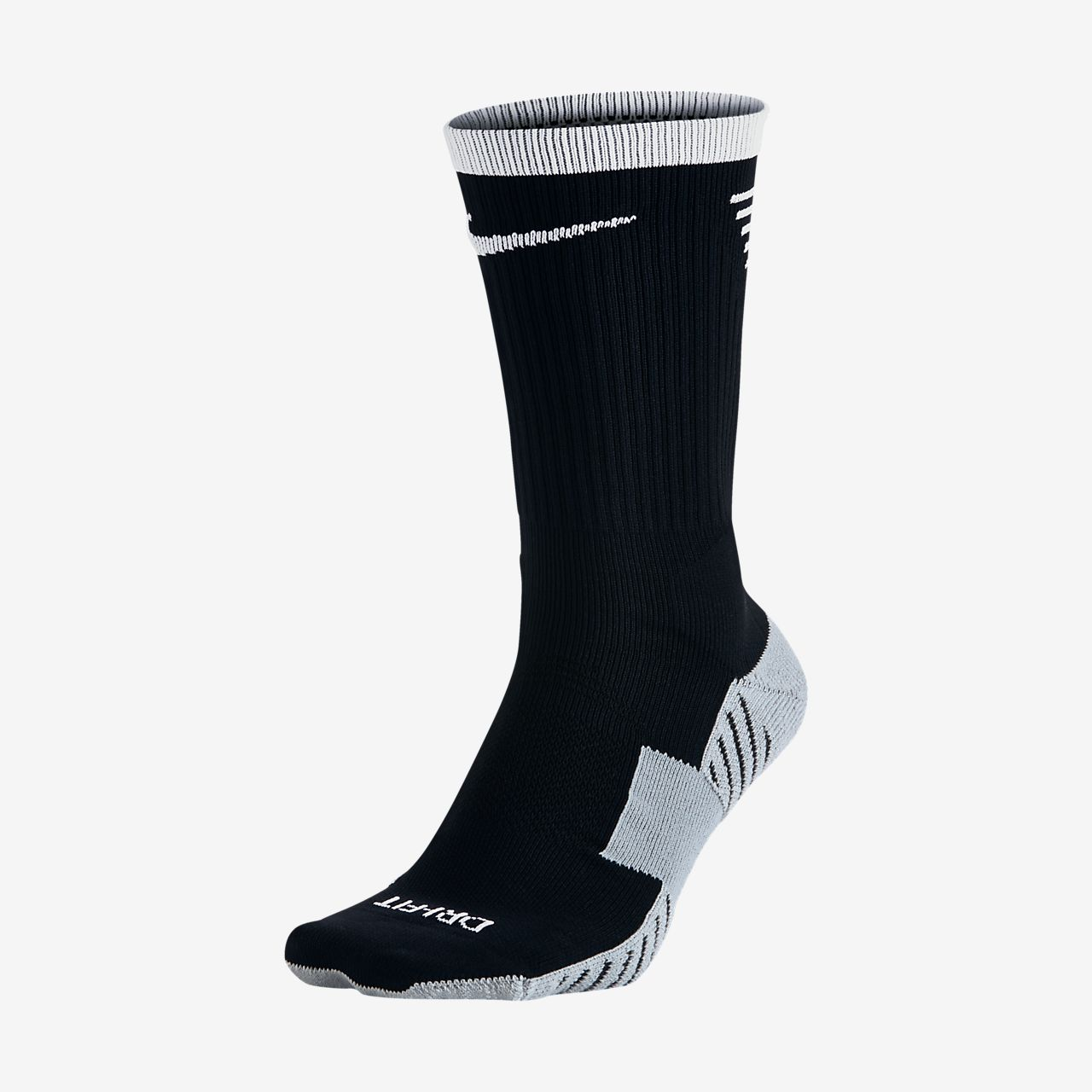 Chaussettes de football mi-mollet Nike Dry Squad