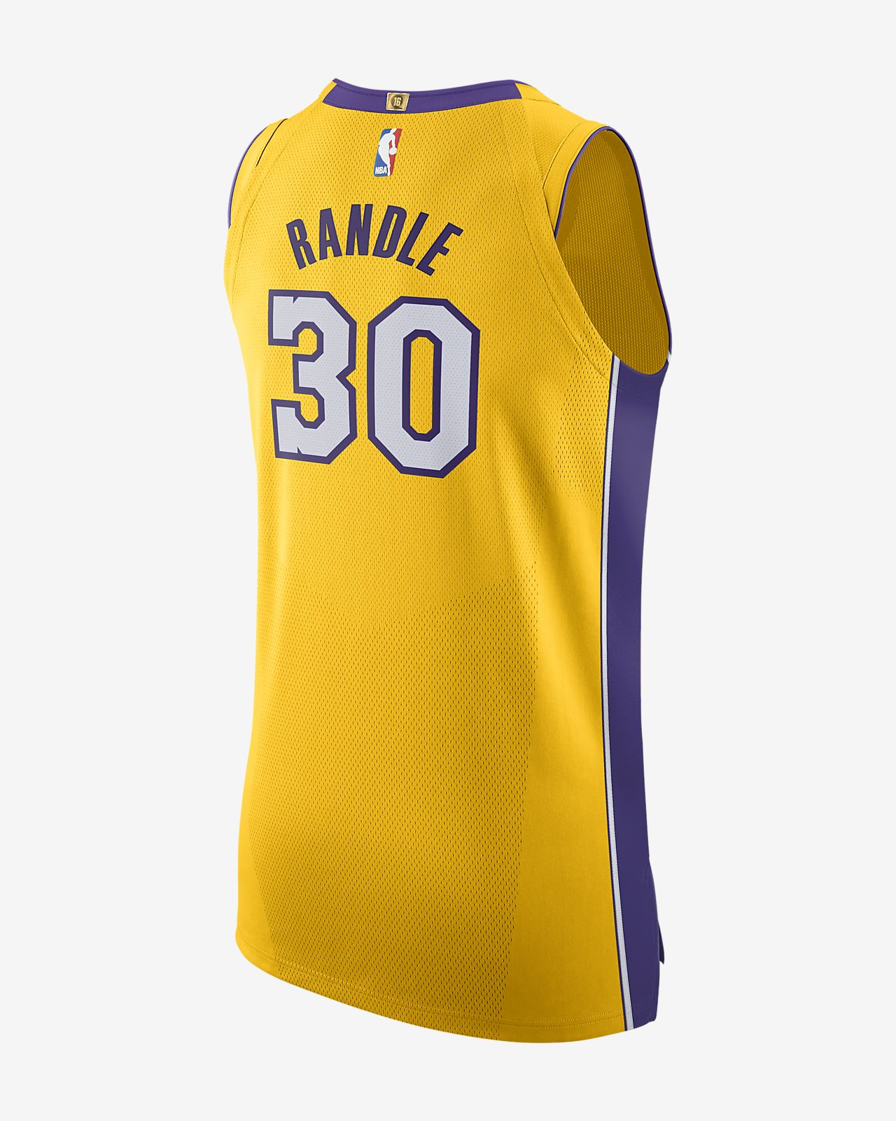 f220775211e8 ... Julius Randle Icon Edition Authentic (Los Angeles Lakers) Men s Nike  NBA Connected Jersey