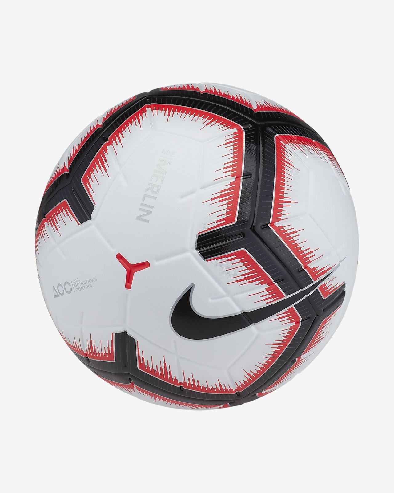 Ballon de football Nike Merlin