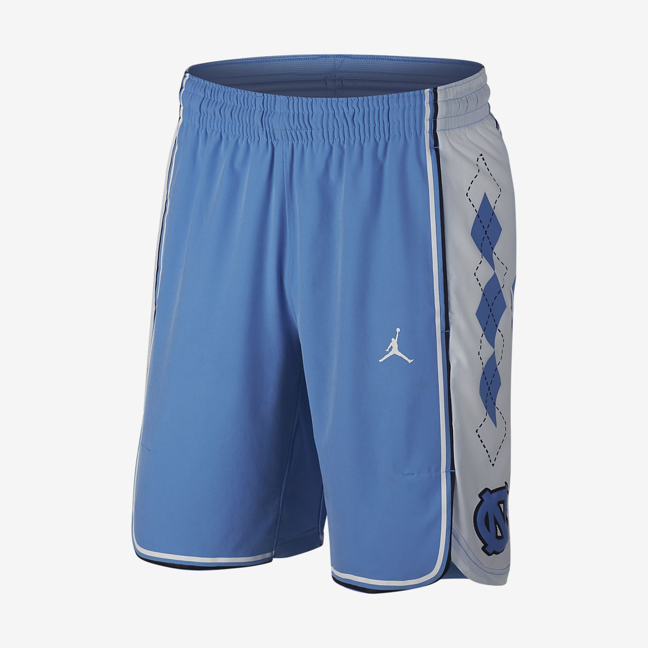 9ec6c9ba6b64 Jordan College Authentic (UNC) Men s Basketball Shorts . Nike.com