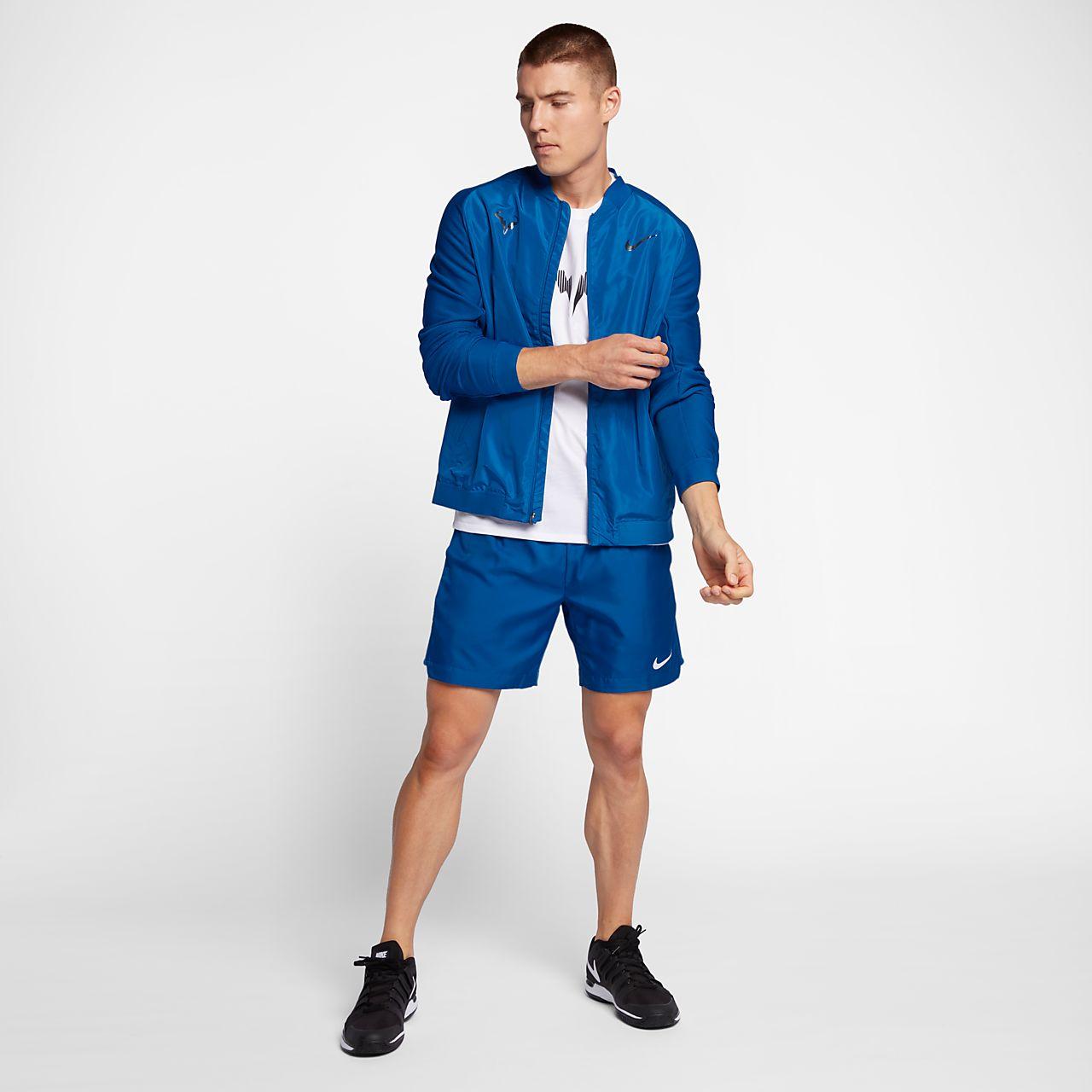 79096d36eaab NikeCourt Rafa Men s Tennis Jacket. Nike.com EG