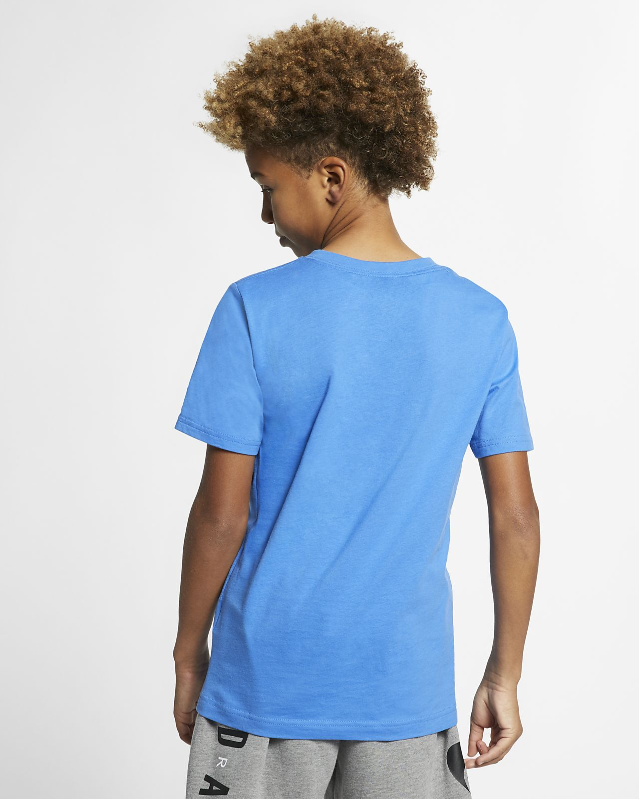 2f9b5c2ac2eb Jordan Jumpman Air Big Kids  (Boys ) T-Shirt. Nike.com