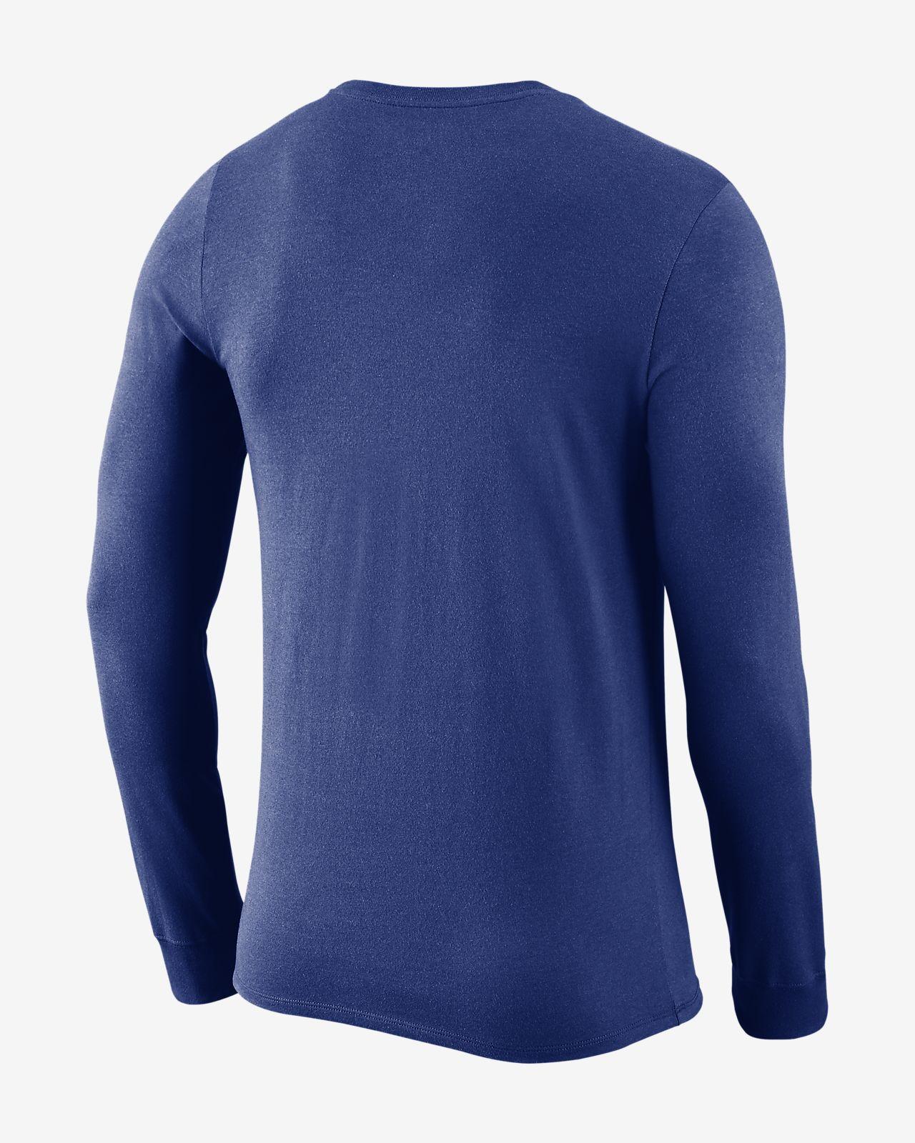 a945a05e Nike Dri-FIT Seismic (NFL Giants) Men's Long-Sleeve T-Shirt. Nike.com