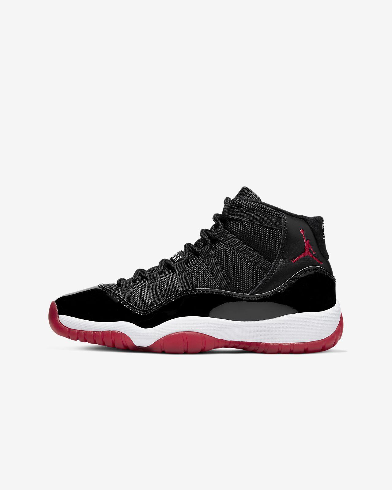 Air Jordan 11 Big Kids' Shoe
