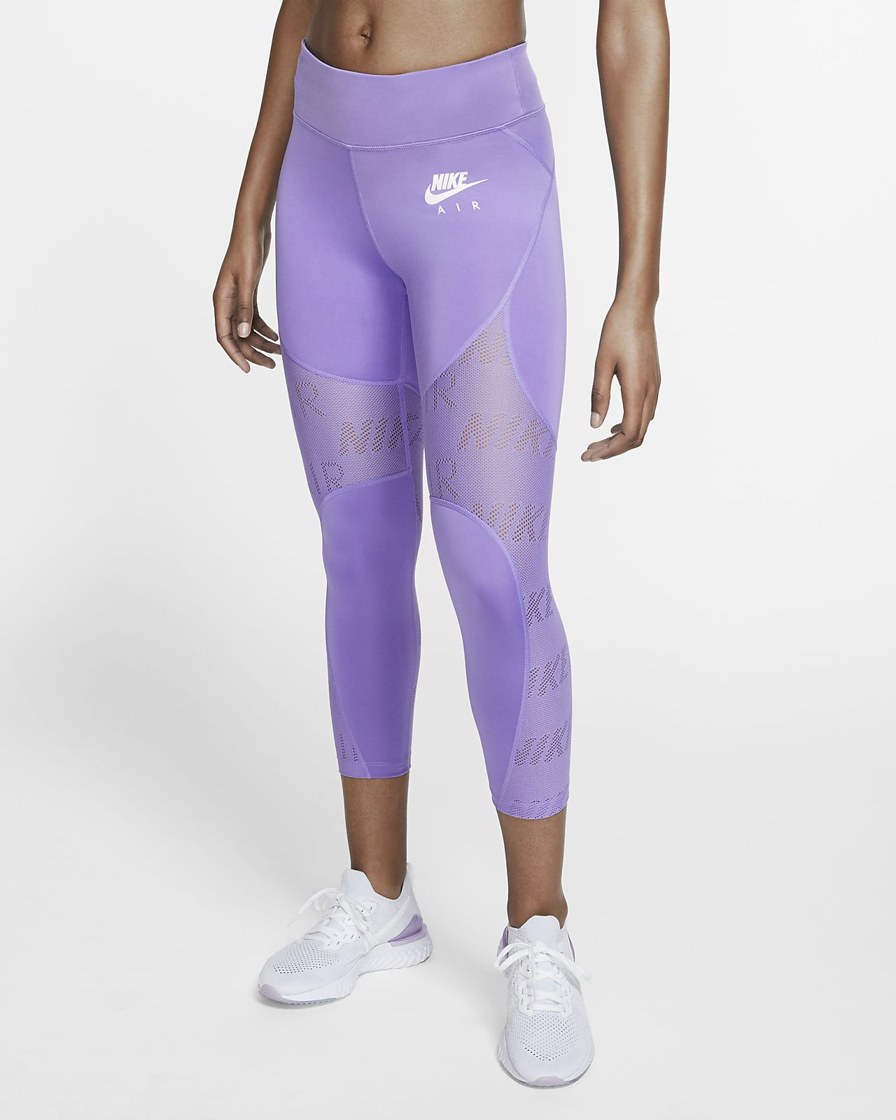 Nike Air Fast Women's Running Crops