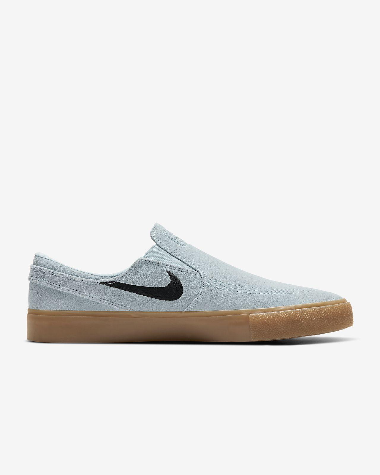 Nike SB Zoom Janoski Slip RM Schuh (light armory blue black)