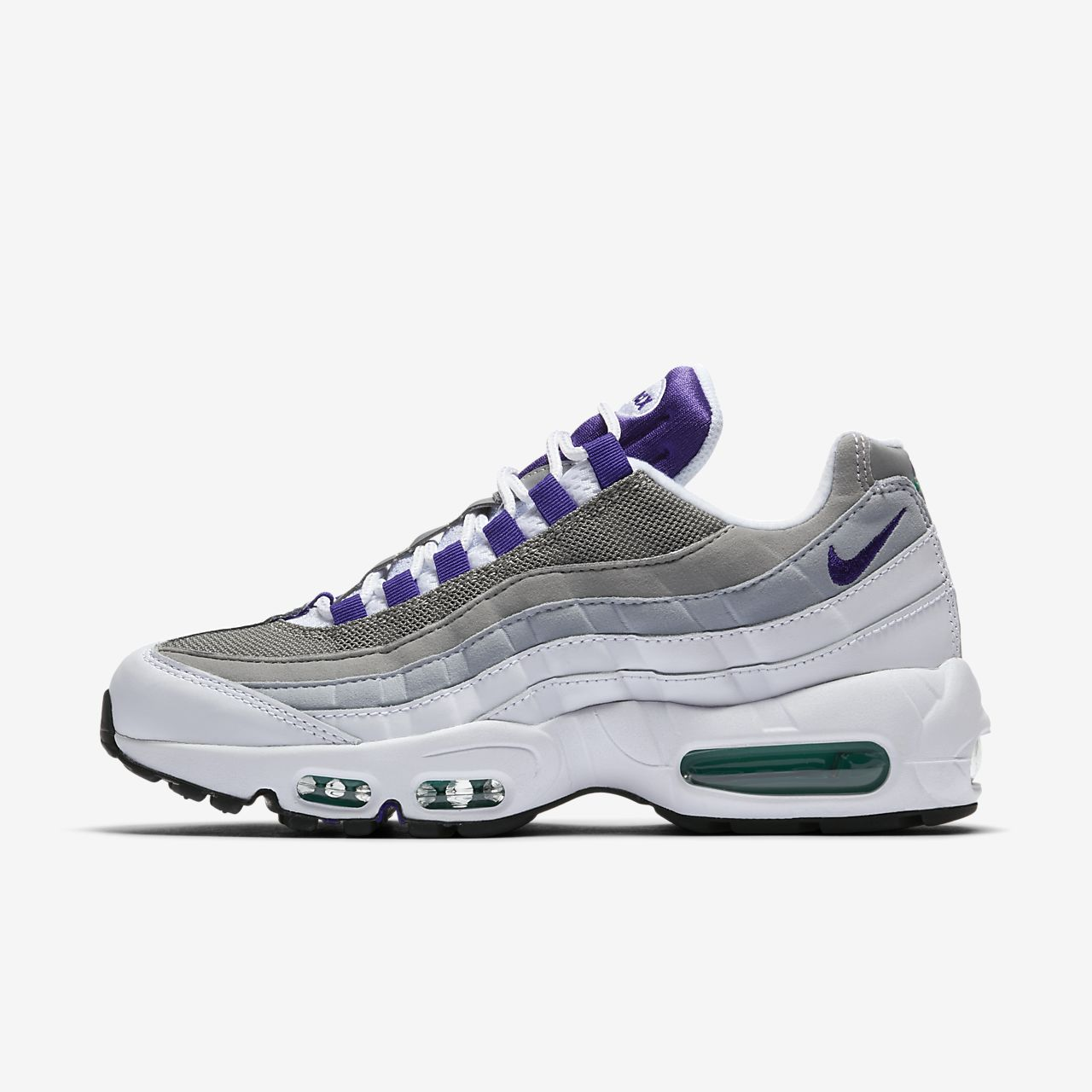 womens nike air max 95 white