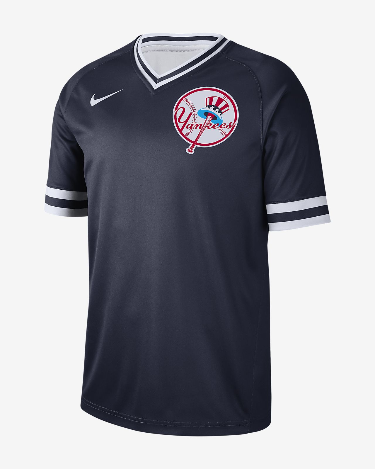 Nike Legend V-Neck (MLB Yankees) Men s T-Shirt. Nike.com 187bd92dd4f