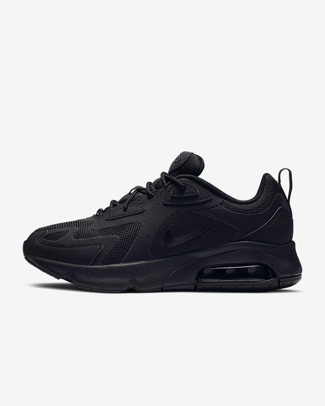 Nike Air Max 200 Women\u0027s Shoe