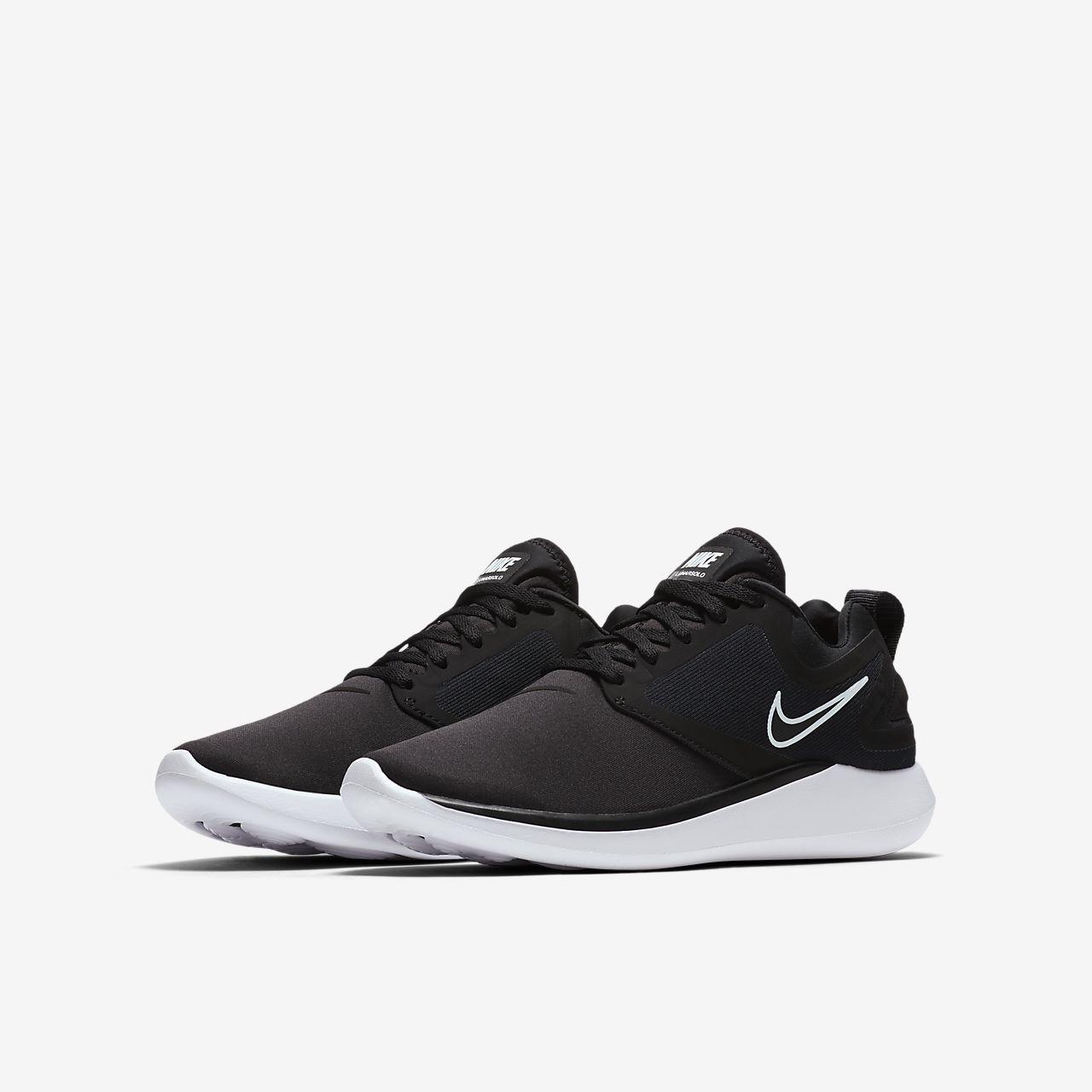 Nike PerformanceLUNARSOLO - Neutral running shoes - racer blue/white/black sXg5fP