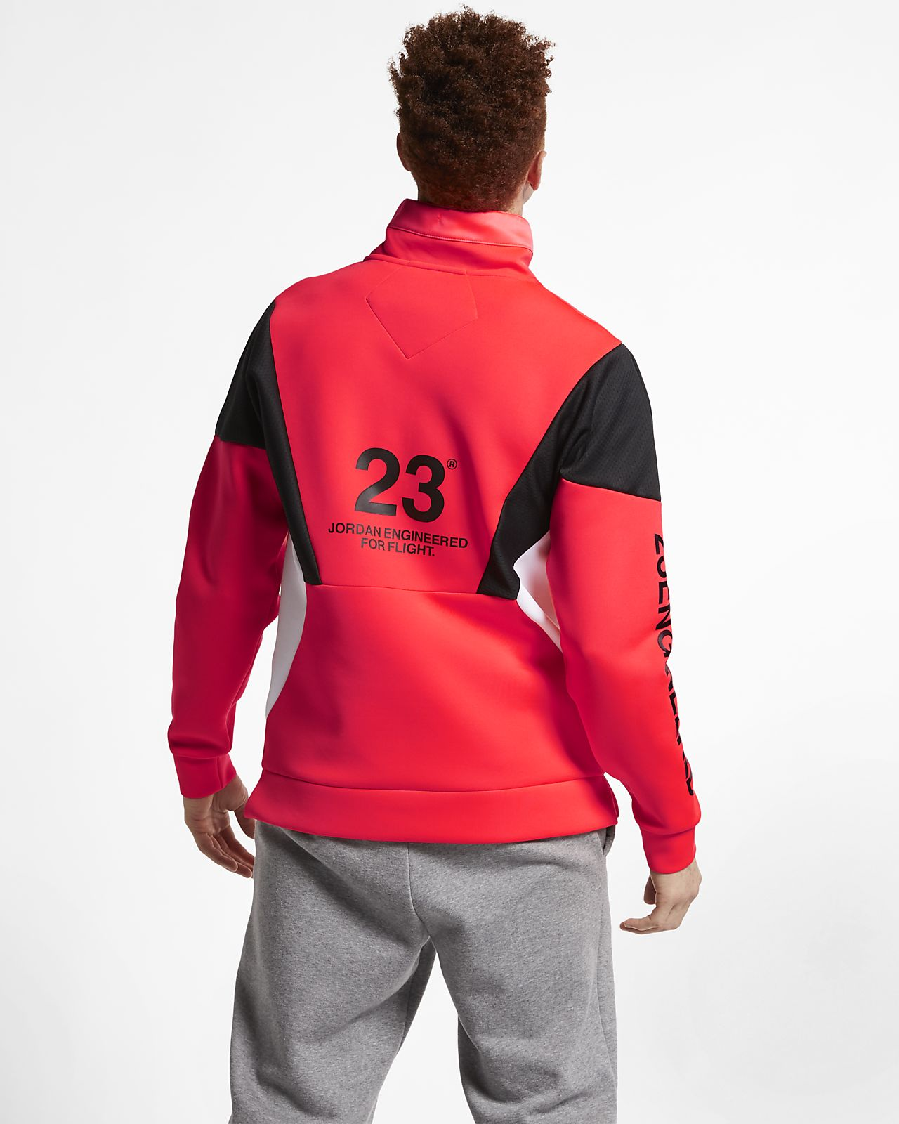 b60af8f013d64b Jordan Flight Tech Lite Men s 1 4-Zip Top. Nike.com LU