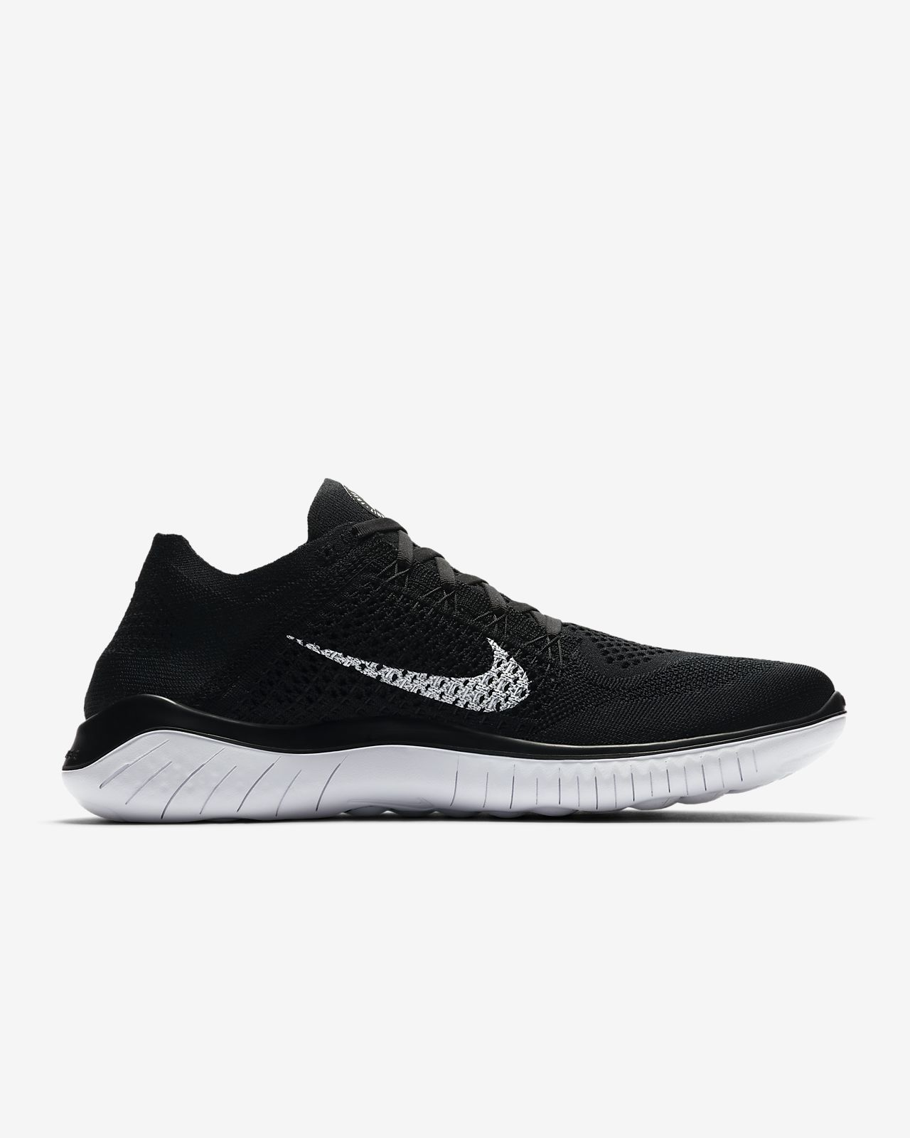 purchase cheap d329b 3eb01 Nike Free RN Flyknit 2018 Men's Running Shoe