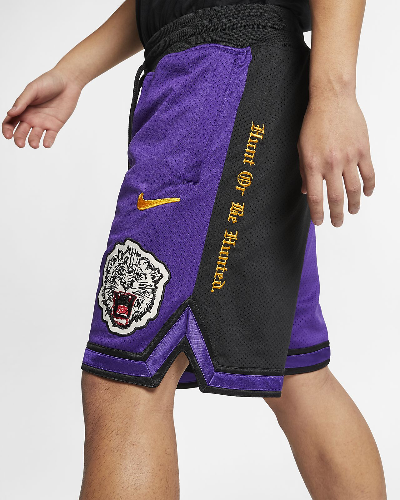 ecb6b689de LeBron Nike Dri-FIT DNA x atmos Men s Basketball Shorts. Nike.com LU