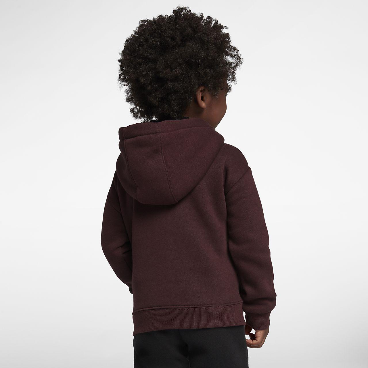 056c4c2915f Sweat à capuche entièrement zippé Jordan pour Petit enfant. Nike.com FR