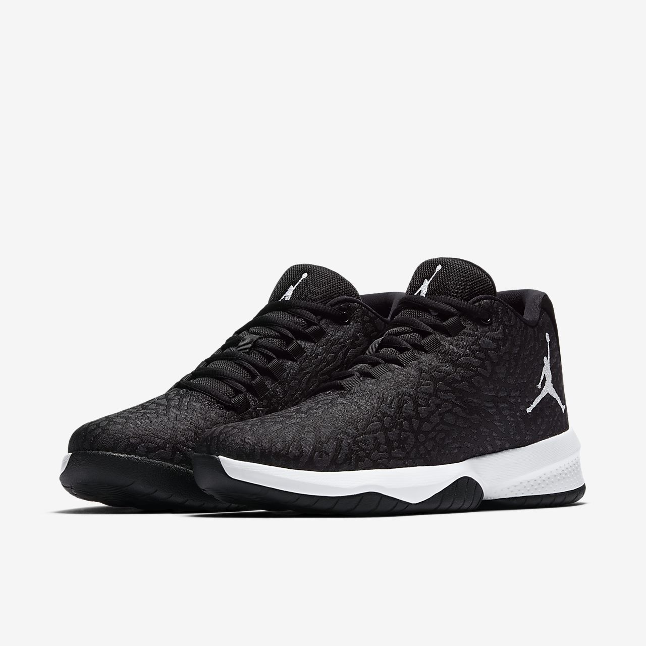 online store a1bc7 6f0f6 Nike Jordan B.Fly Black Grey Men's Basketball Shoes -  mainstreetblytheville.org