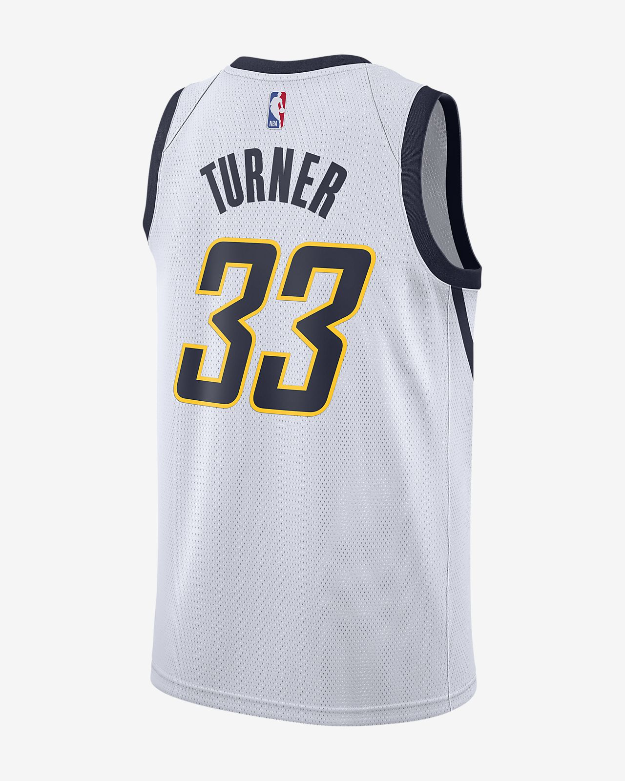 386f82106da ... Myles Turner Earned City Edition Swingman (Indiana Pacers) Men s Nike  NBA Connected Jersey