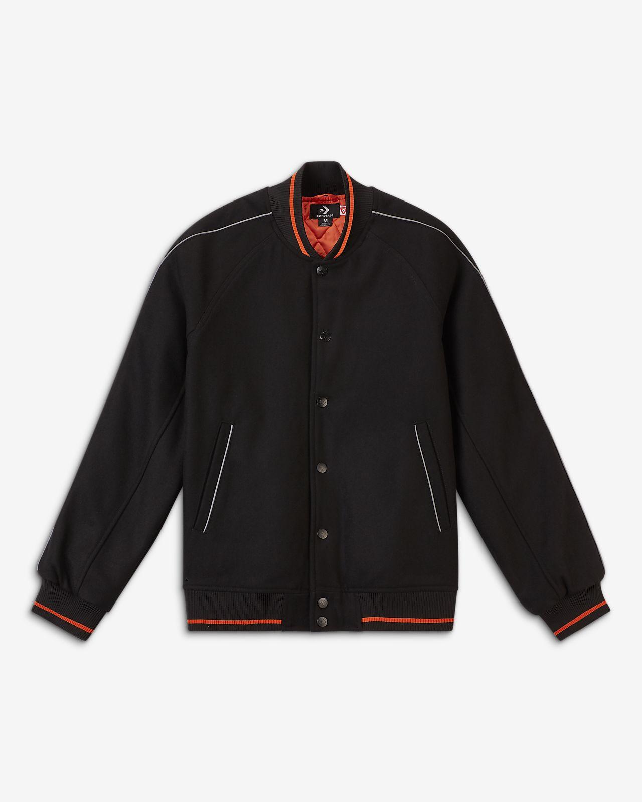 Converse x Vince Staples Men's Insulated Varsity Jacket