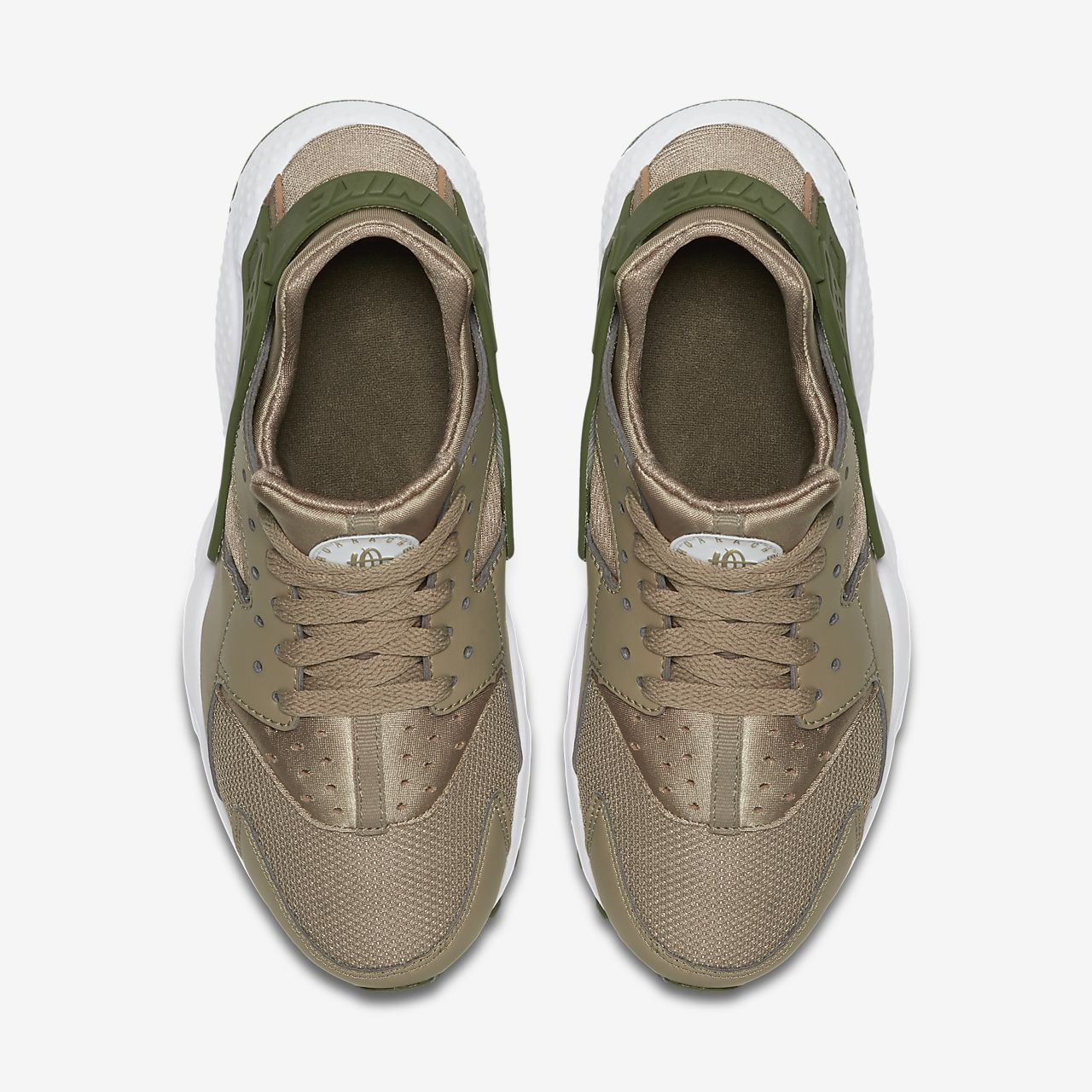 nike huarache junior khaki nz