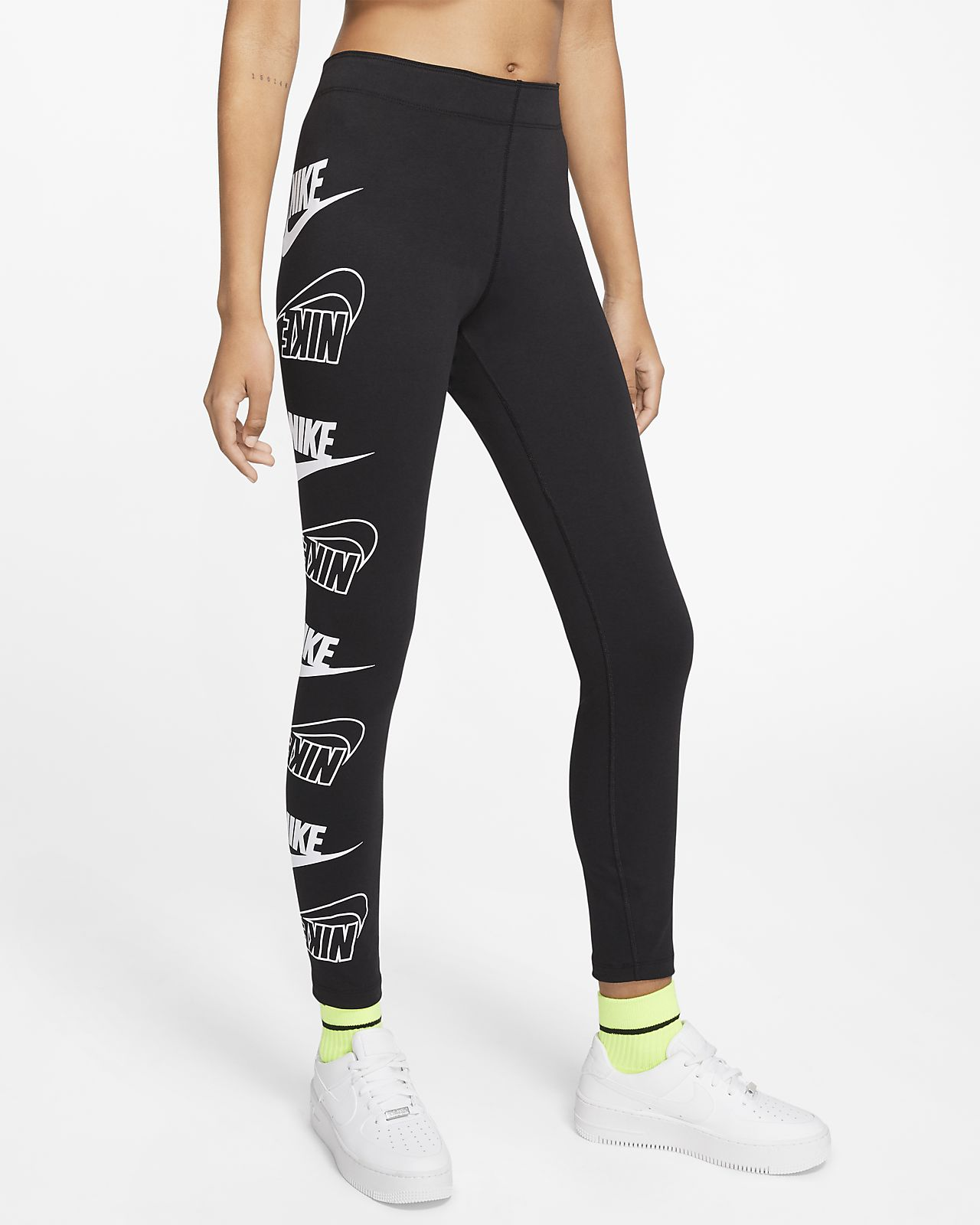 online shop 100% top quality new specials Nike Sportswear Leg-A-See Damen-Leggings
