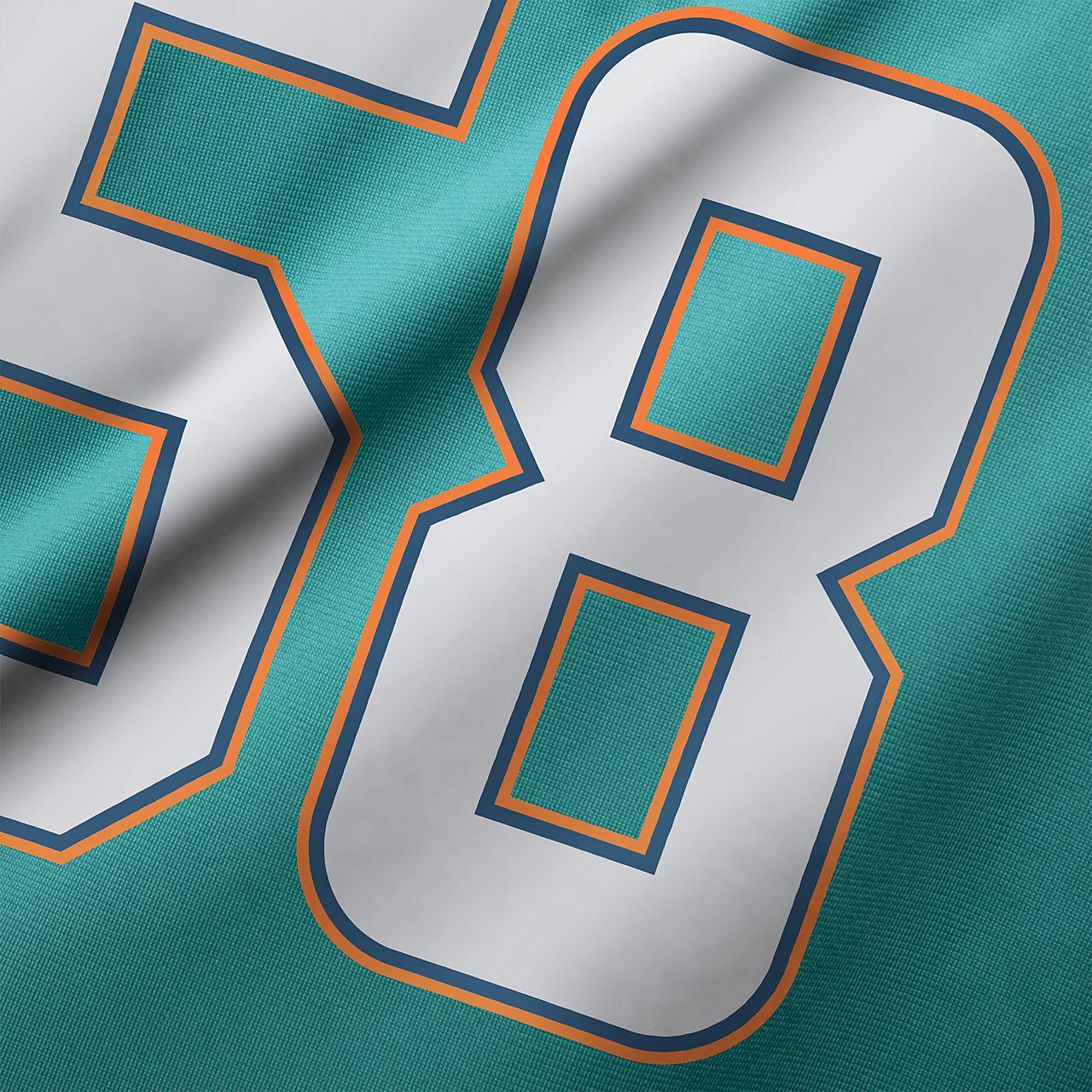 ... Maglia da football americano NFL Miami Dolphins (Ryan Tannehill) Home  Game - Uomo bd464895d69f0