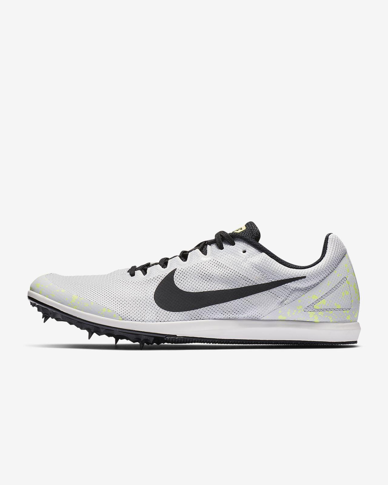 Calzado de atletismo con clavos unisex Nike Zoom Rival D 10
