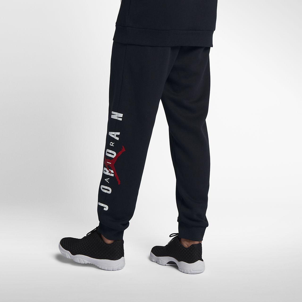 07ad1f5f412 Jordan Jumpman Air Men's Fleece Pants. Nike.com