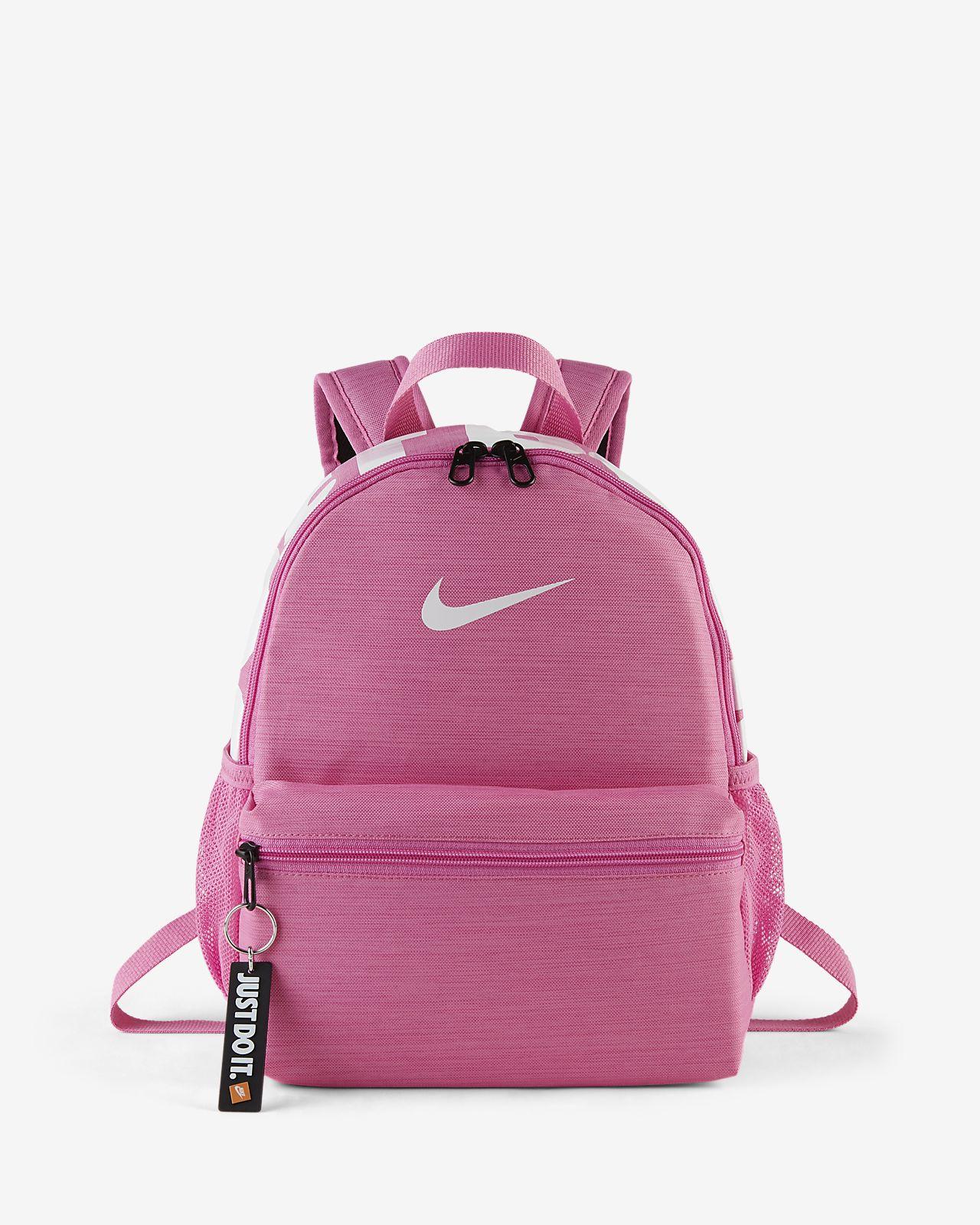 Zaino mini Nike Brasilia Just Do It Bambini